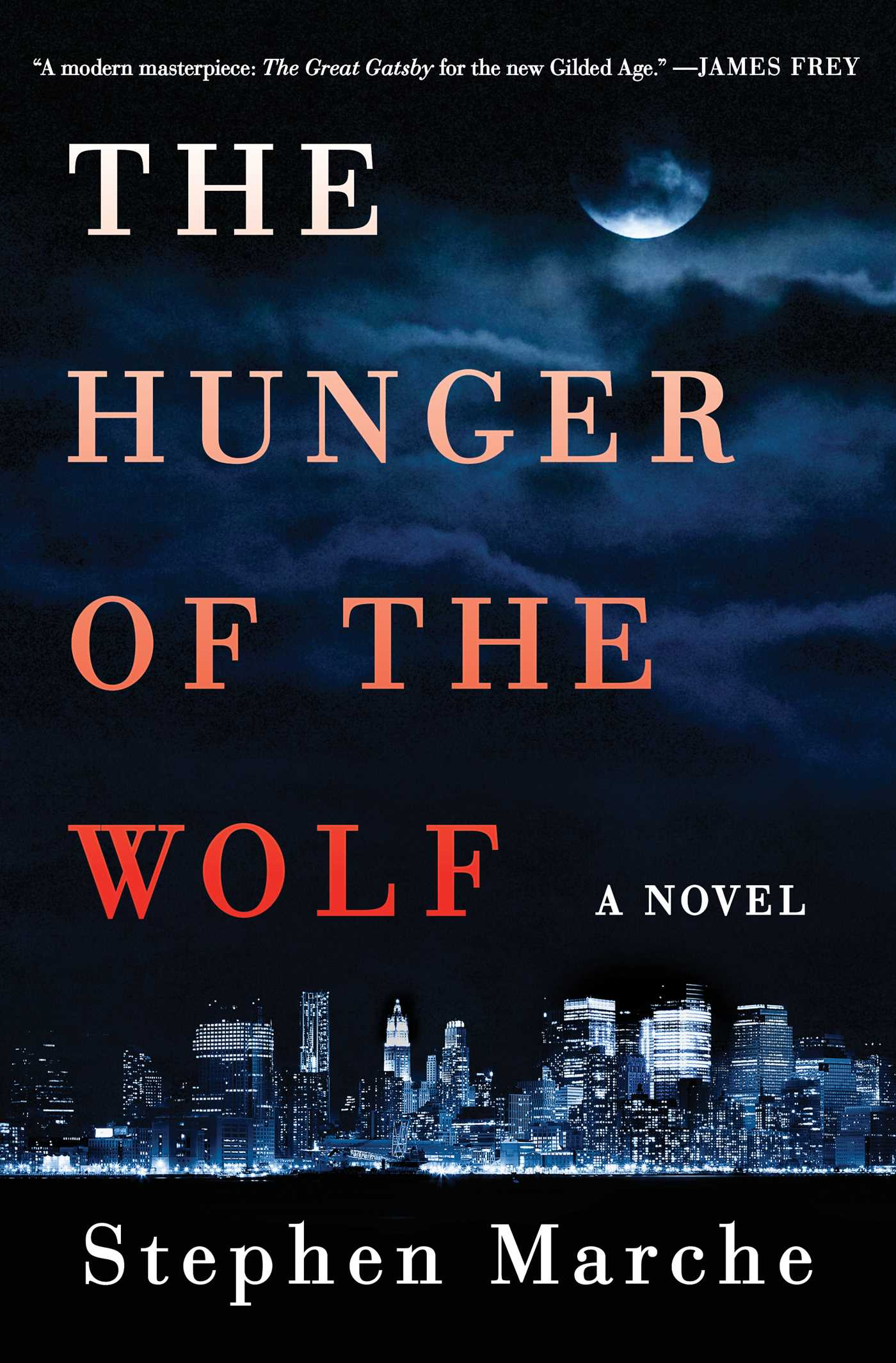 The hunger of the wolf 9781476730813 hr