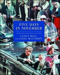 Five days in november 9781476731506