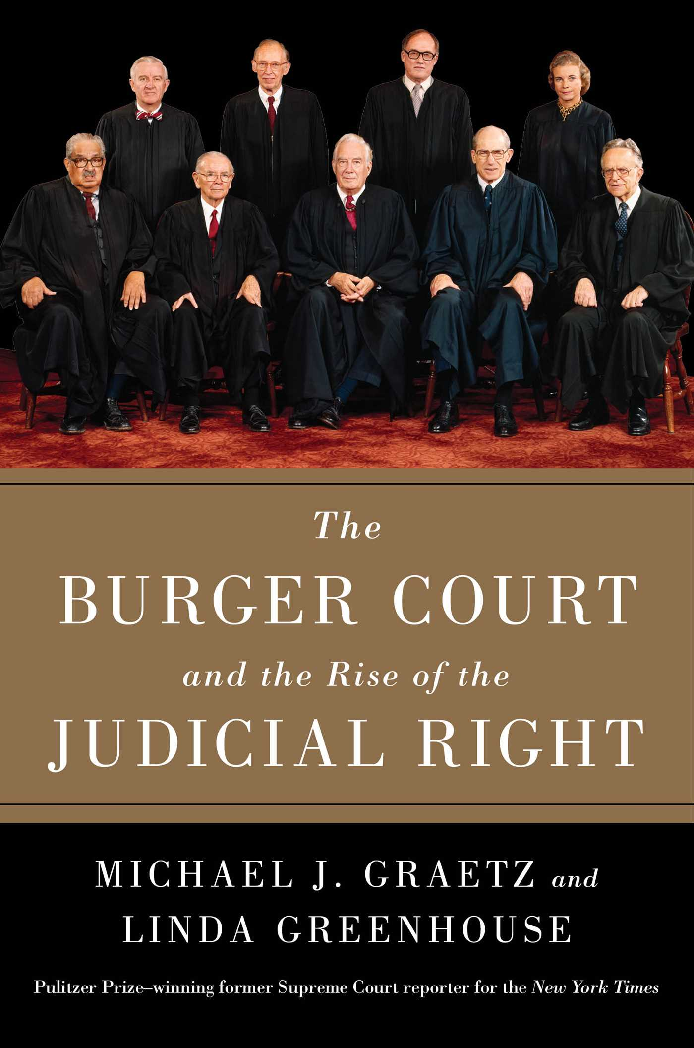 The burger court and the rise of the judicial right 9781476732503 hr