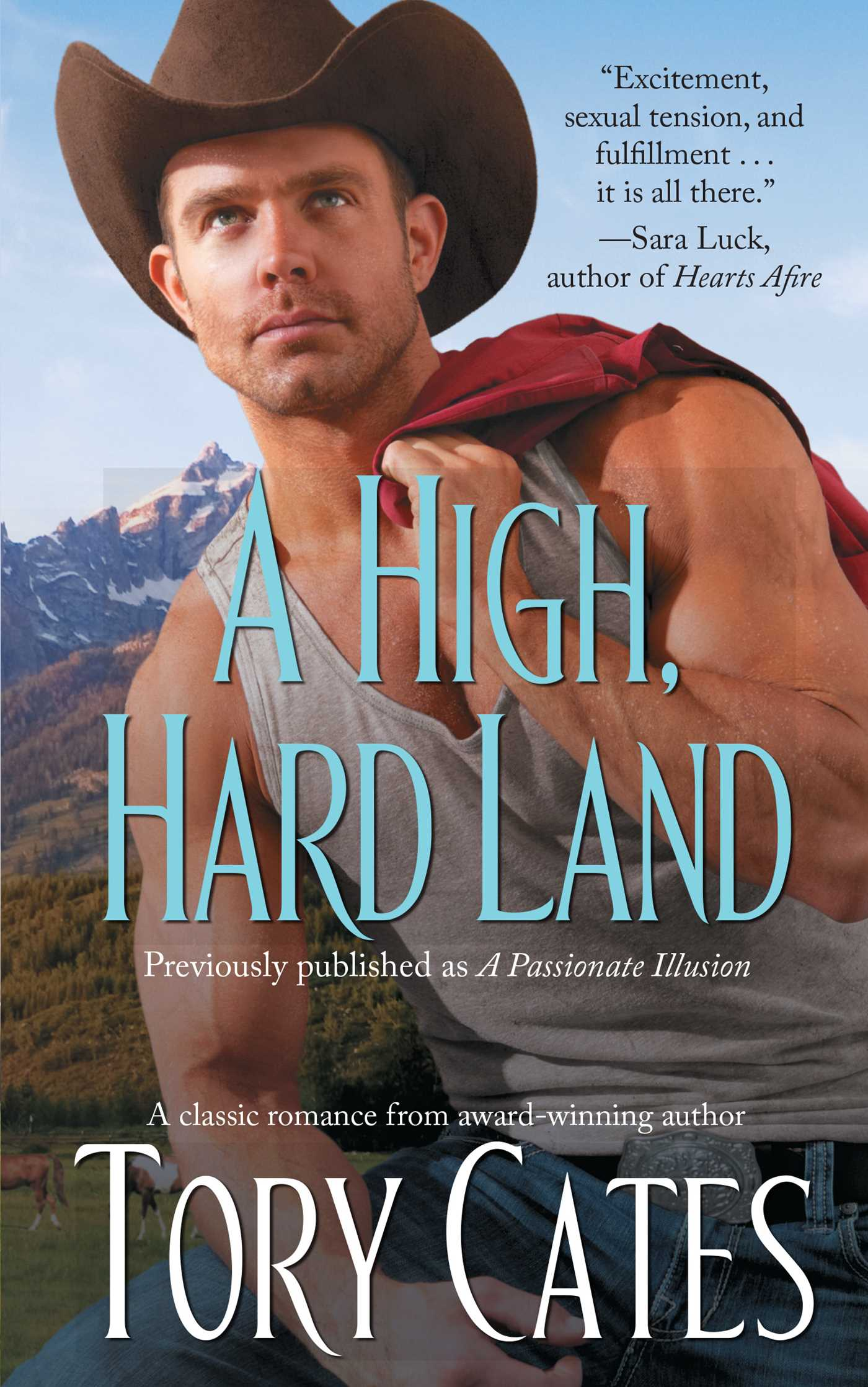 A high hard land 9781476732633 hr
