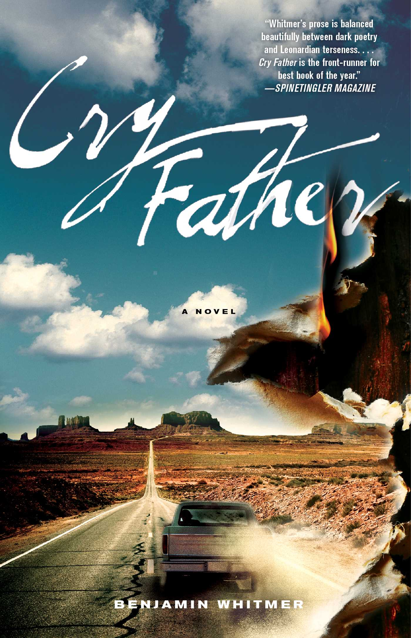 Cry father 9781476734361 hr