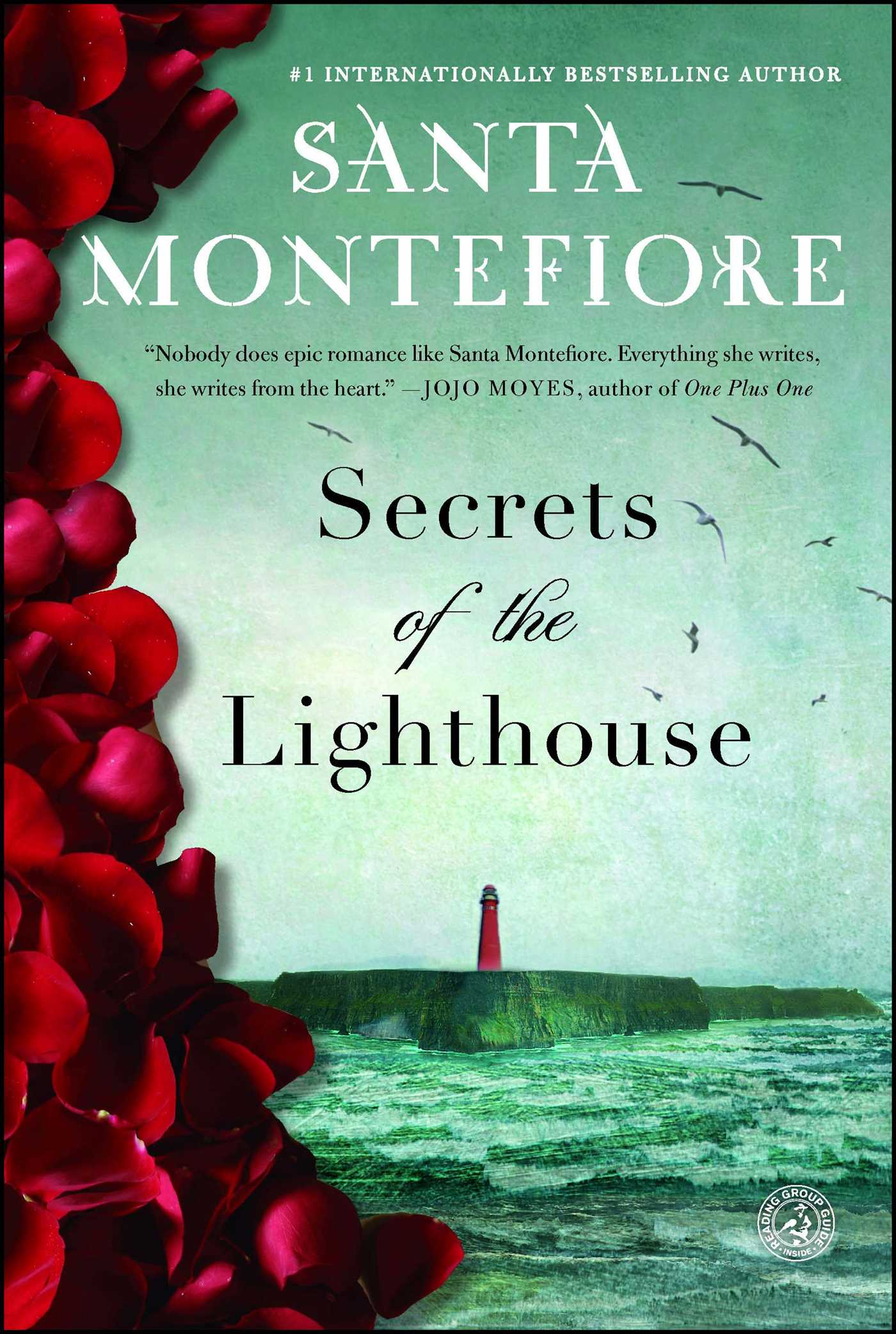 Secrets of the lighthouse 9781476735399 hr