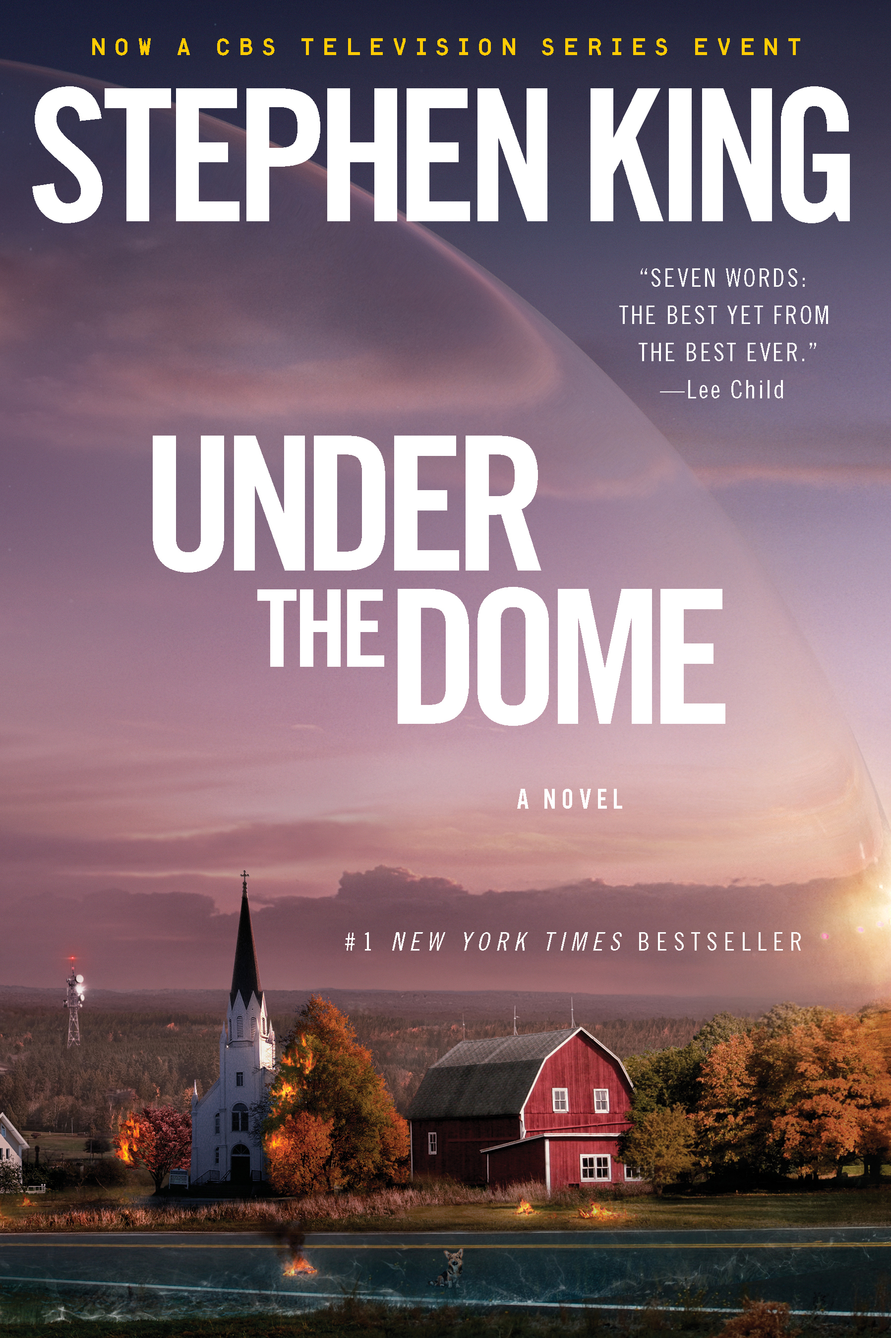 Under the dome 9781476735474 hr