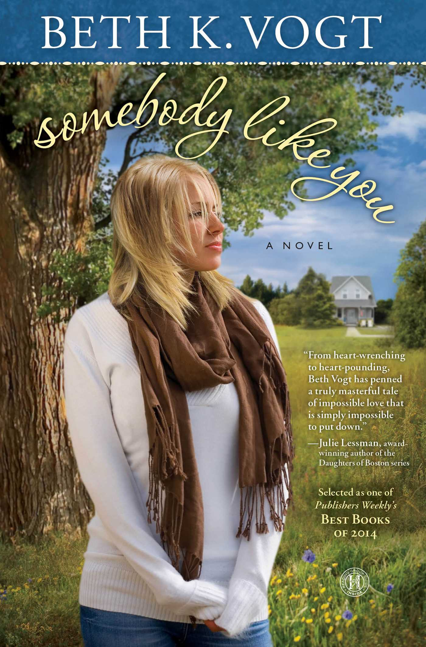 Somebody like you ebook by beth k vogt official publisher page somebody like you 9781476737591 hr fandeluxe Document