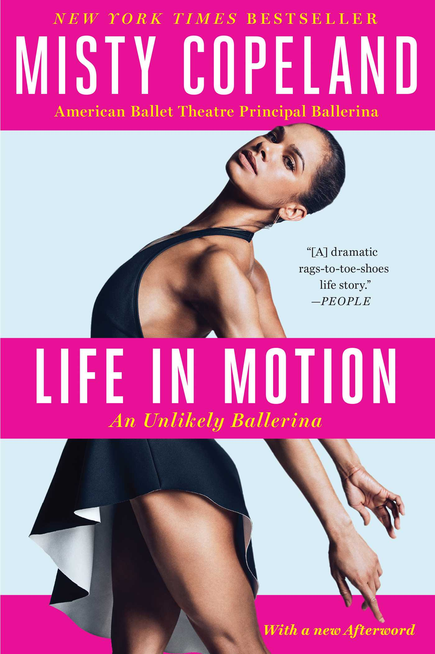 Life in motion 9781476737980 hr