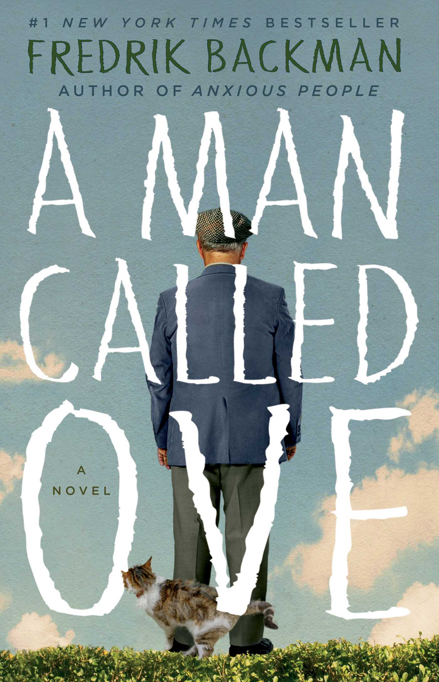 A man called ove 9781476738017 hr