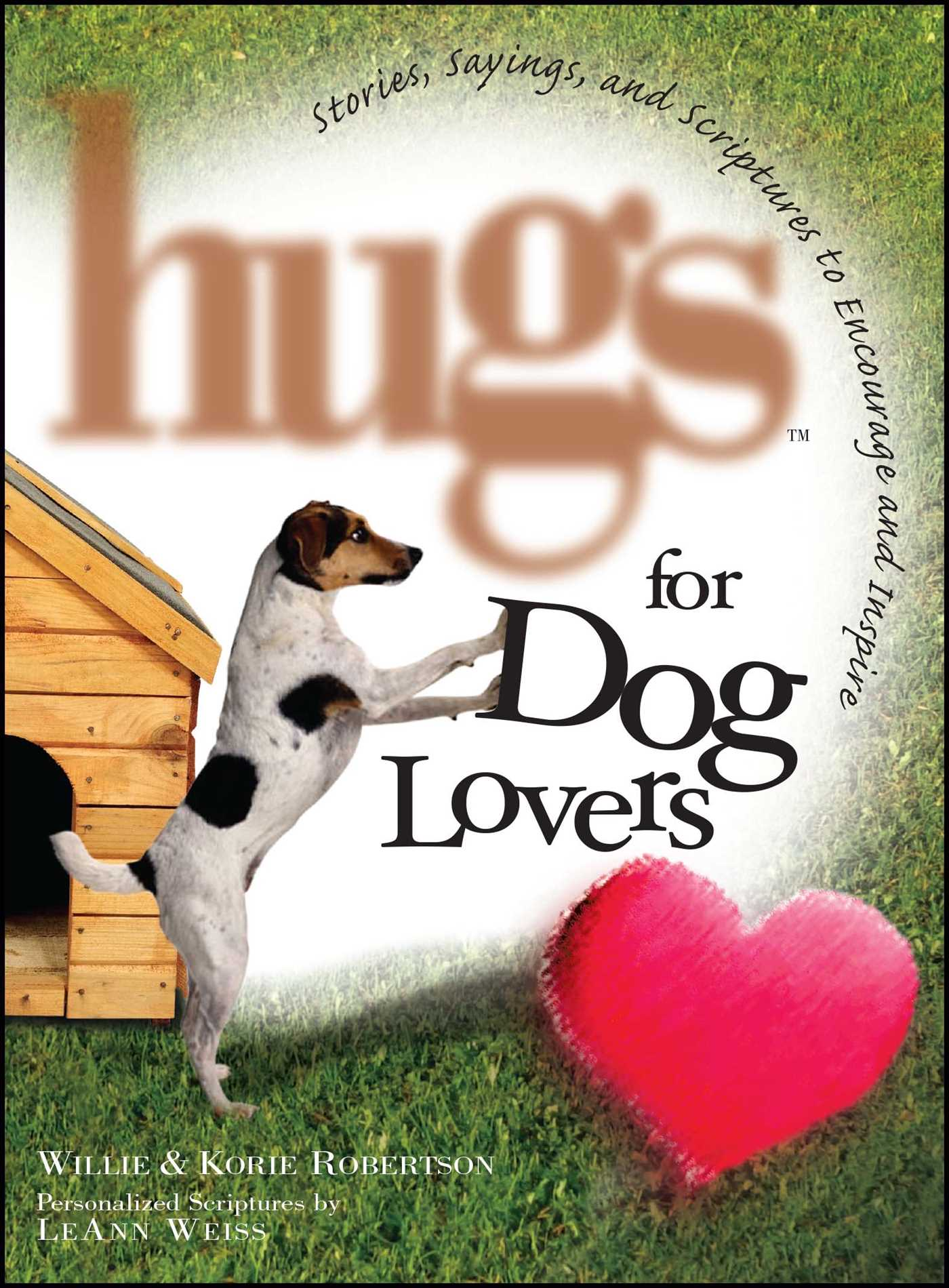 Hugs for dog lovers 9781476738185 hr