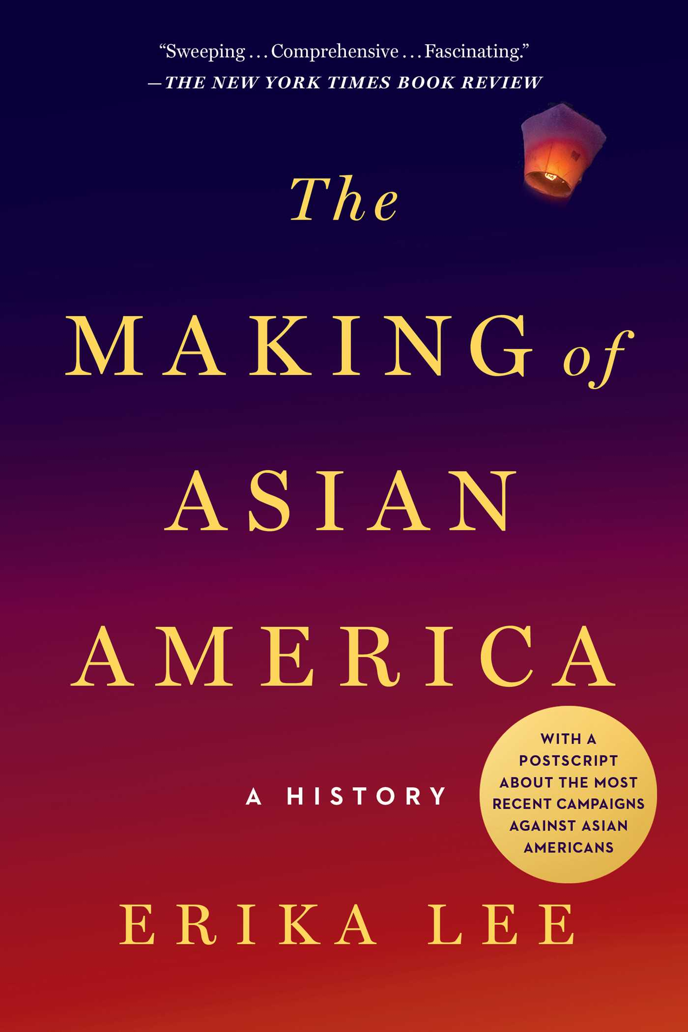 The making of asian america 9781476739427 hr