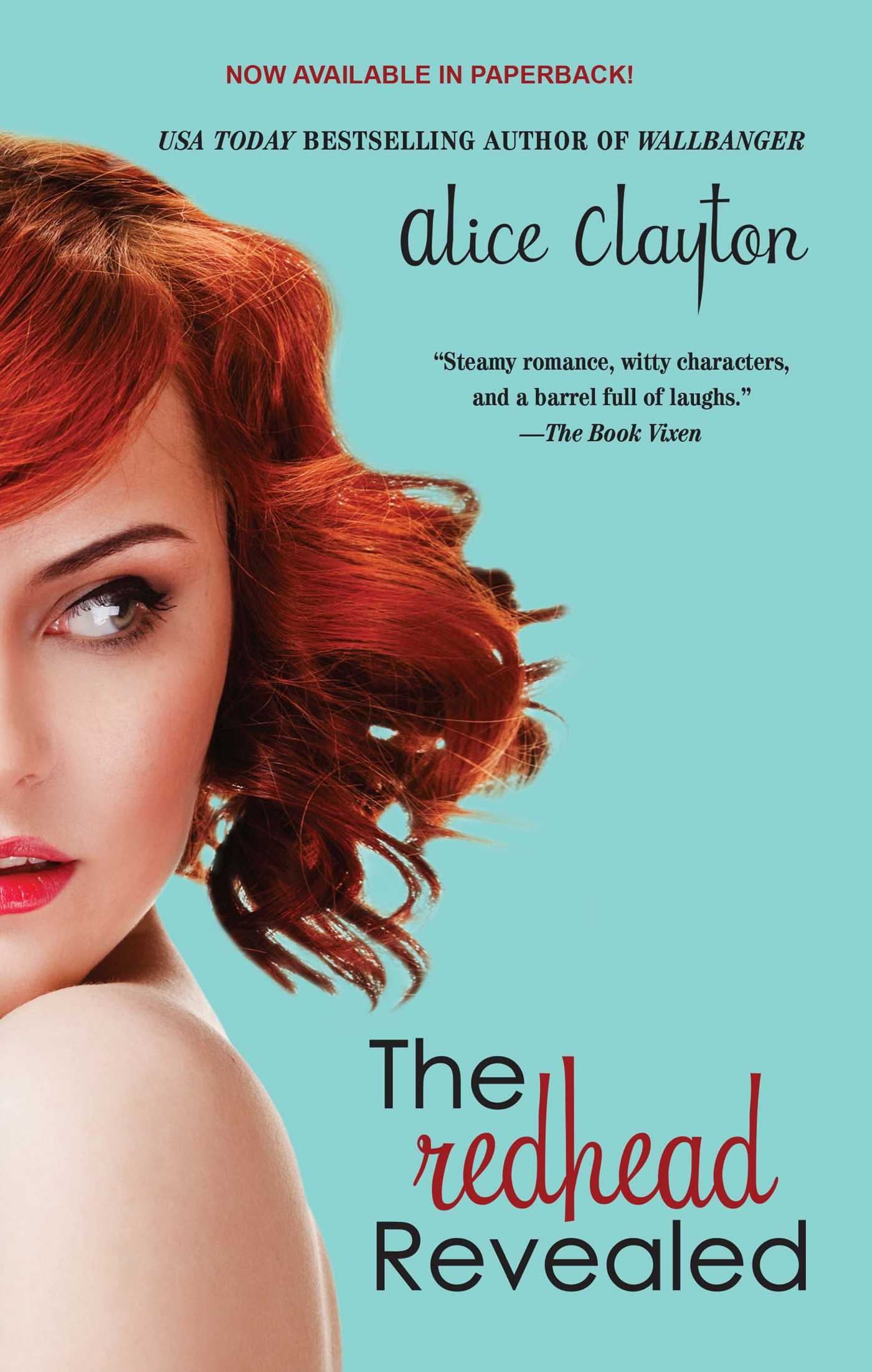 The redhead revealed 9781476741239 hr