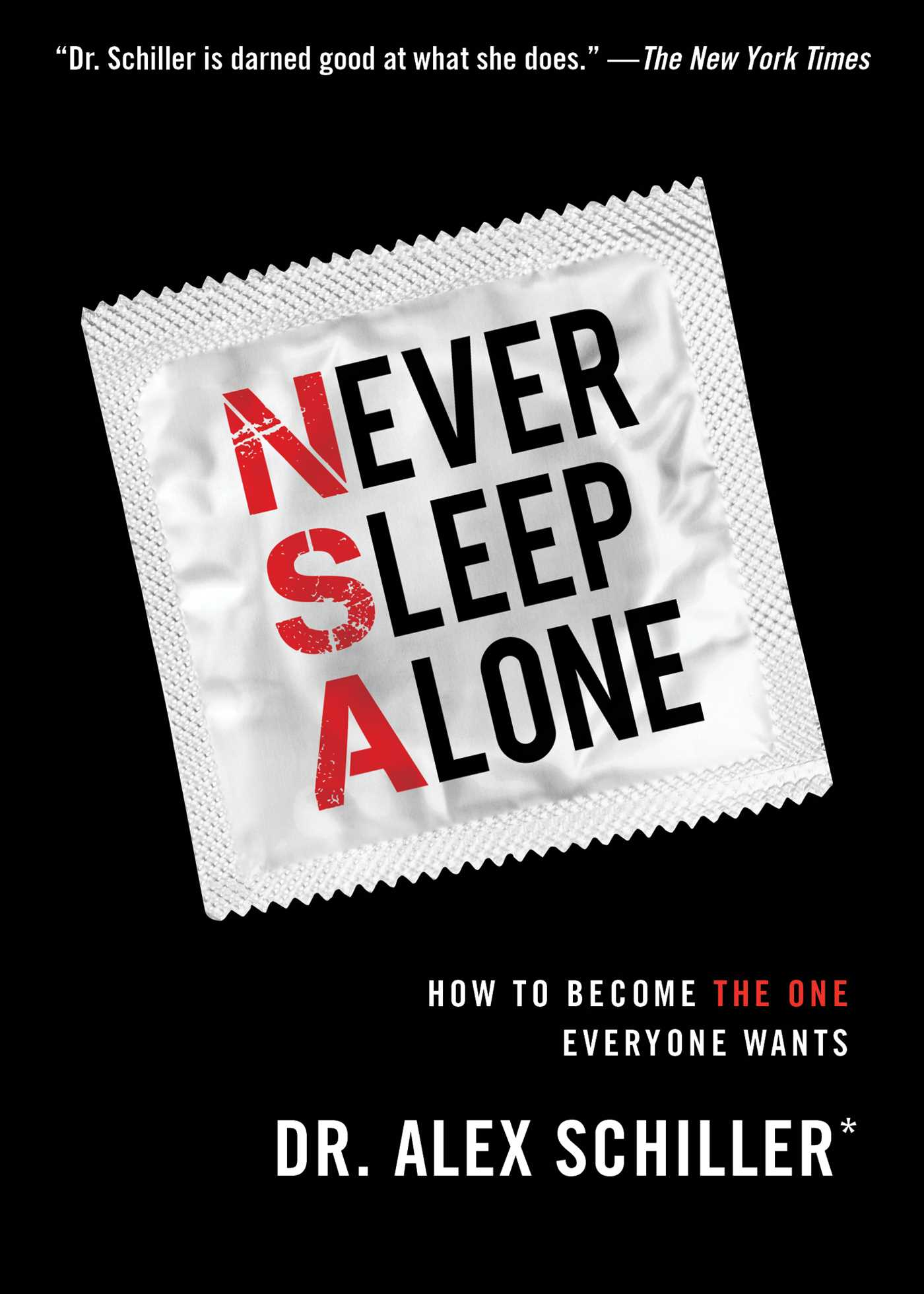 Never sleep alone 9781476741338 hr