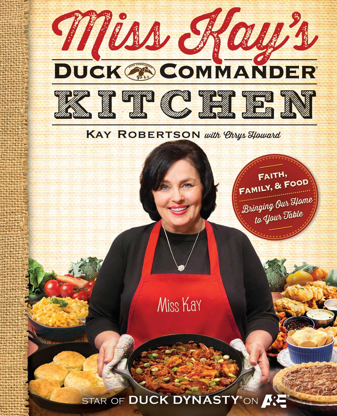 Miss kays duck commander kitchen 9781476745138 hr