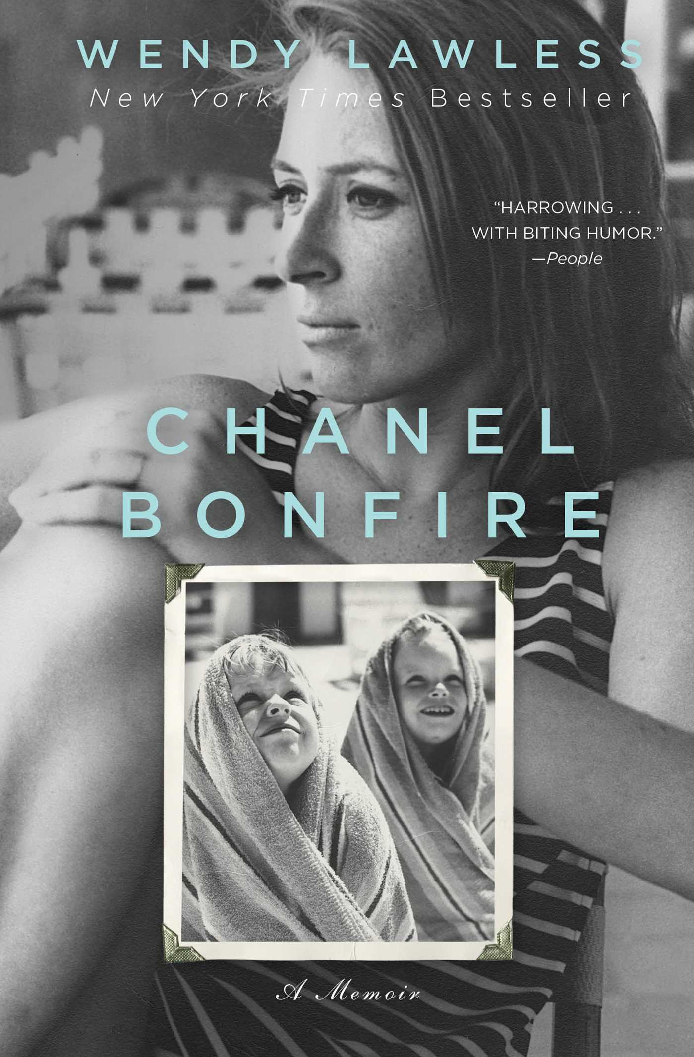 Chanel bonfire 9781476745480 hr