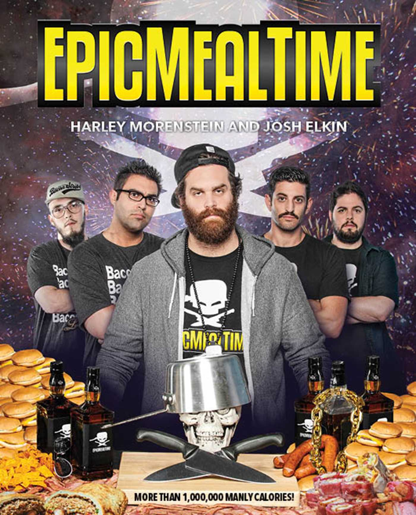 Epic meal time 9781476746029 hr