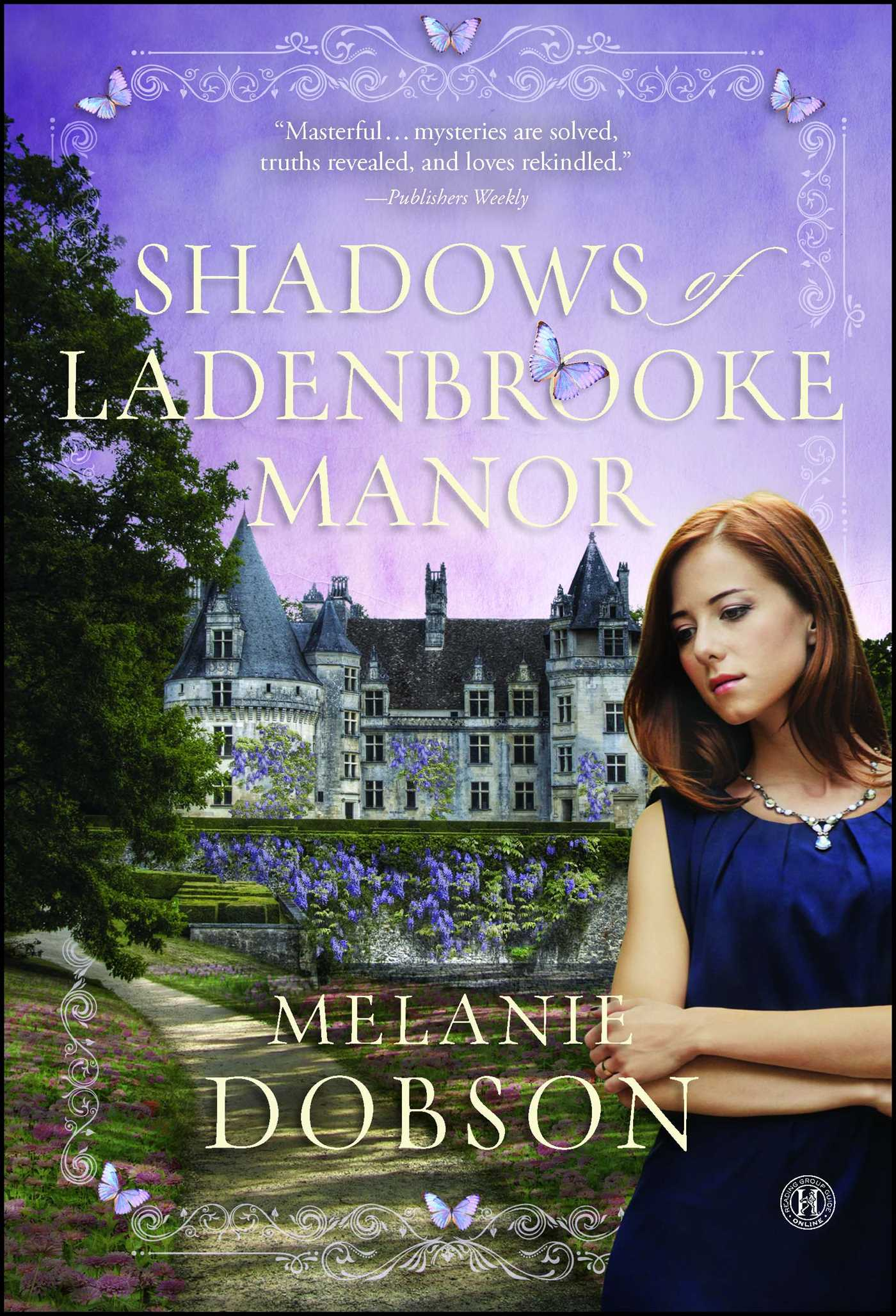 Shadows of ladenbrooke manor 9781476746142 hr