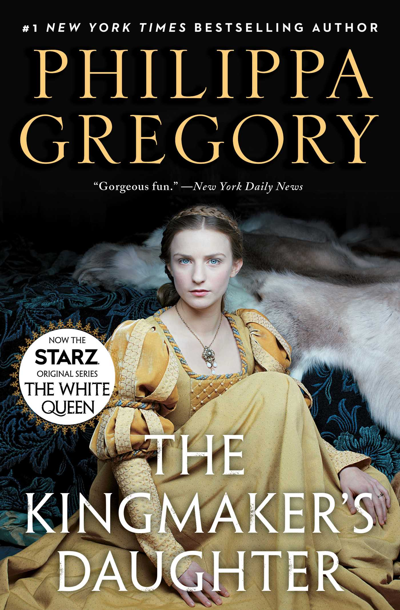 The kingmakers daughter 9781476746326 hr