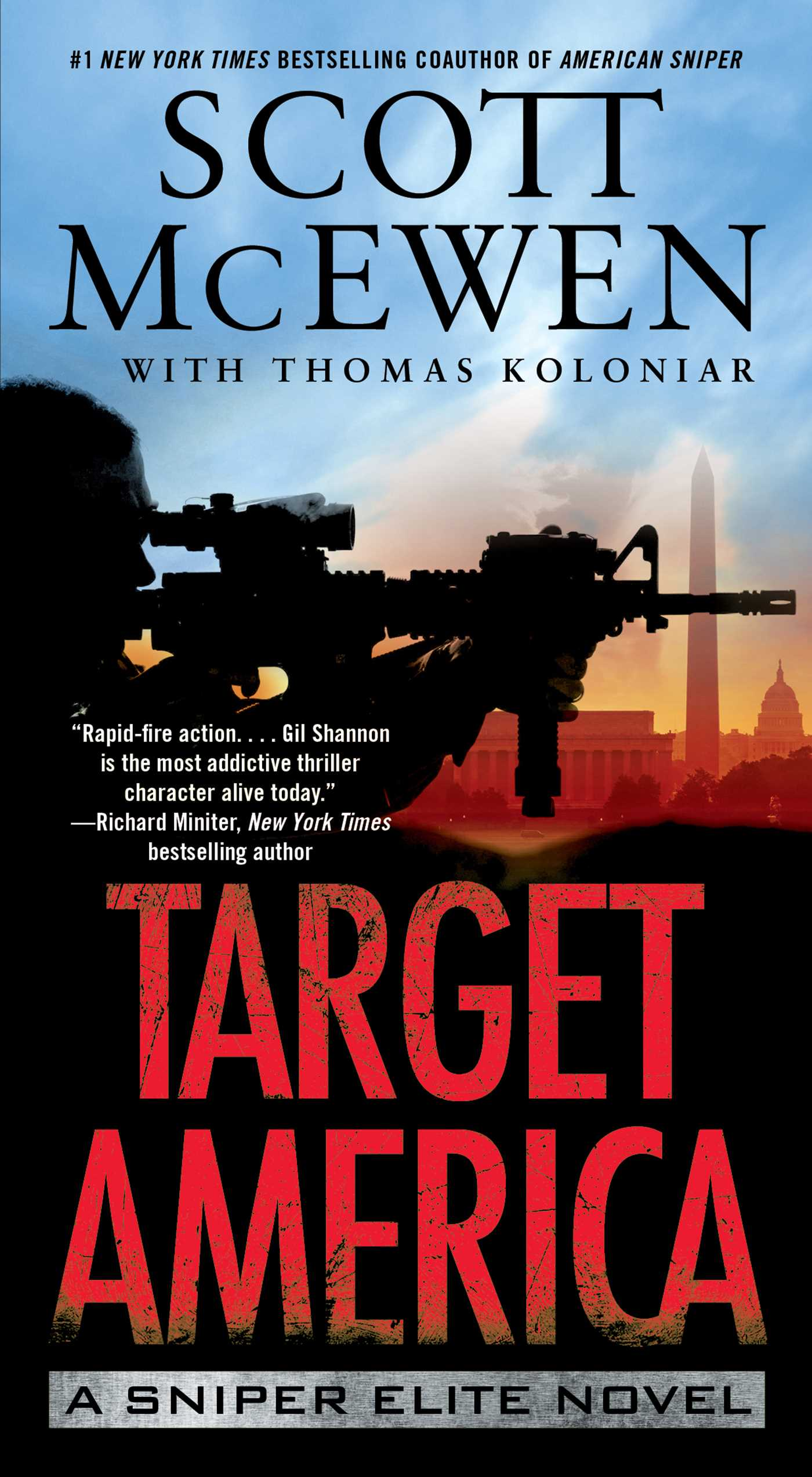 Book Covering Contact Target : Scott mcewen official publisher page simon schuster uk