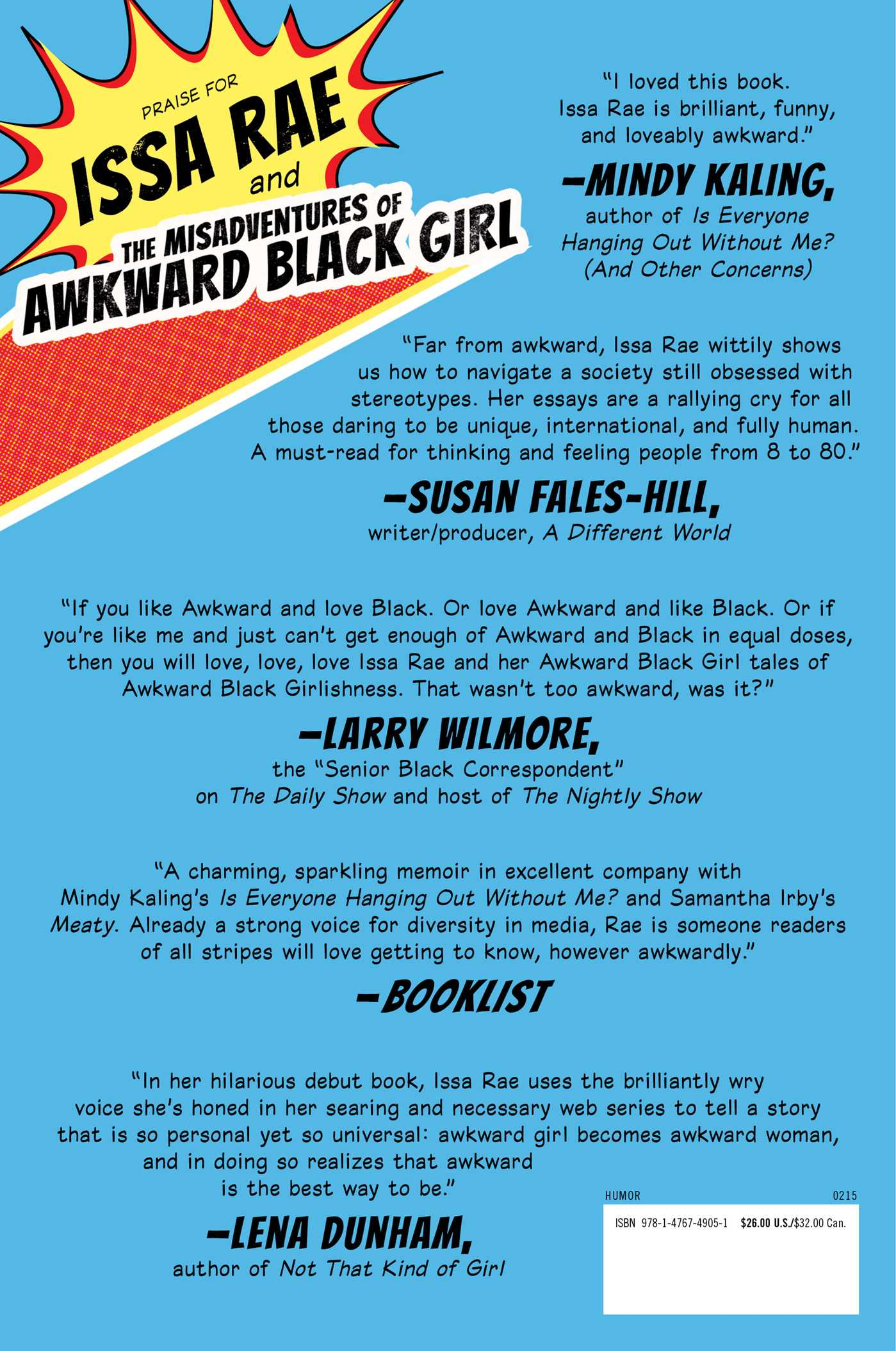 Misadventures-of-awkward-black-girl-9781476749051_hr-back