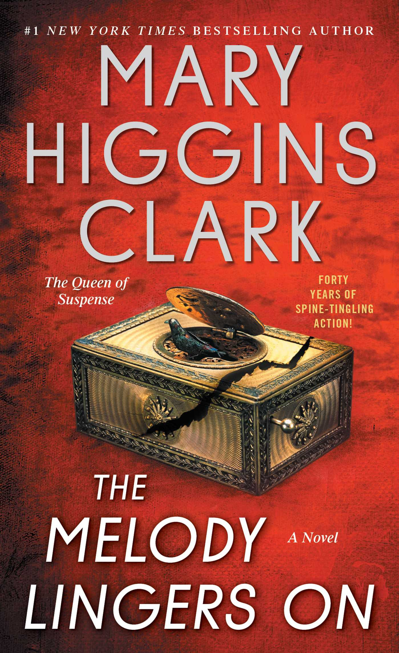 The Melody Lingers On Book By Mary Higgins Clark Official Publisher Page Simon Amp Schuster