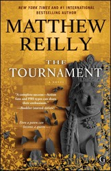 Tournament book cover