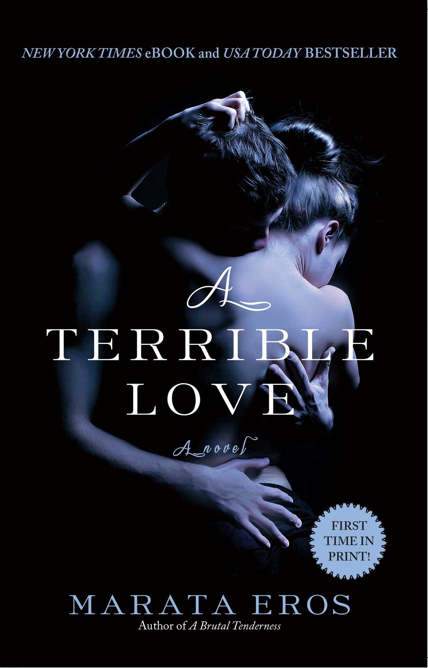 A terrible love 9781476751597 hr