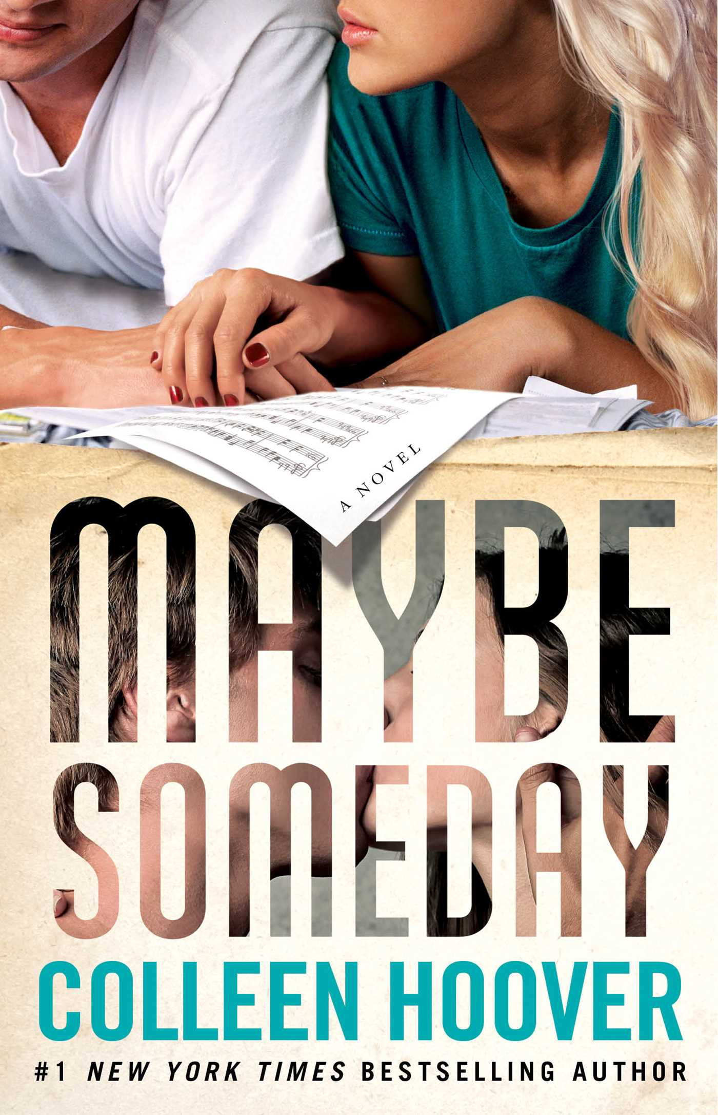 Maybe someday 9781476753164 hr