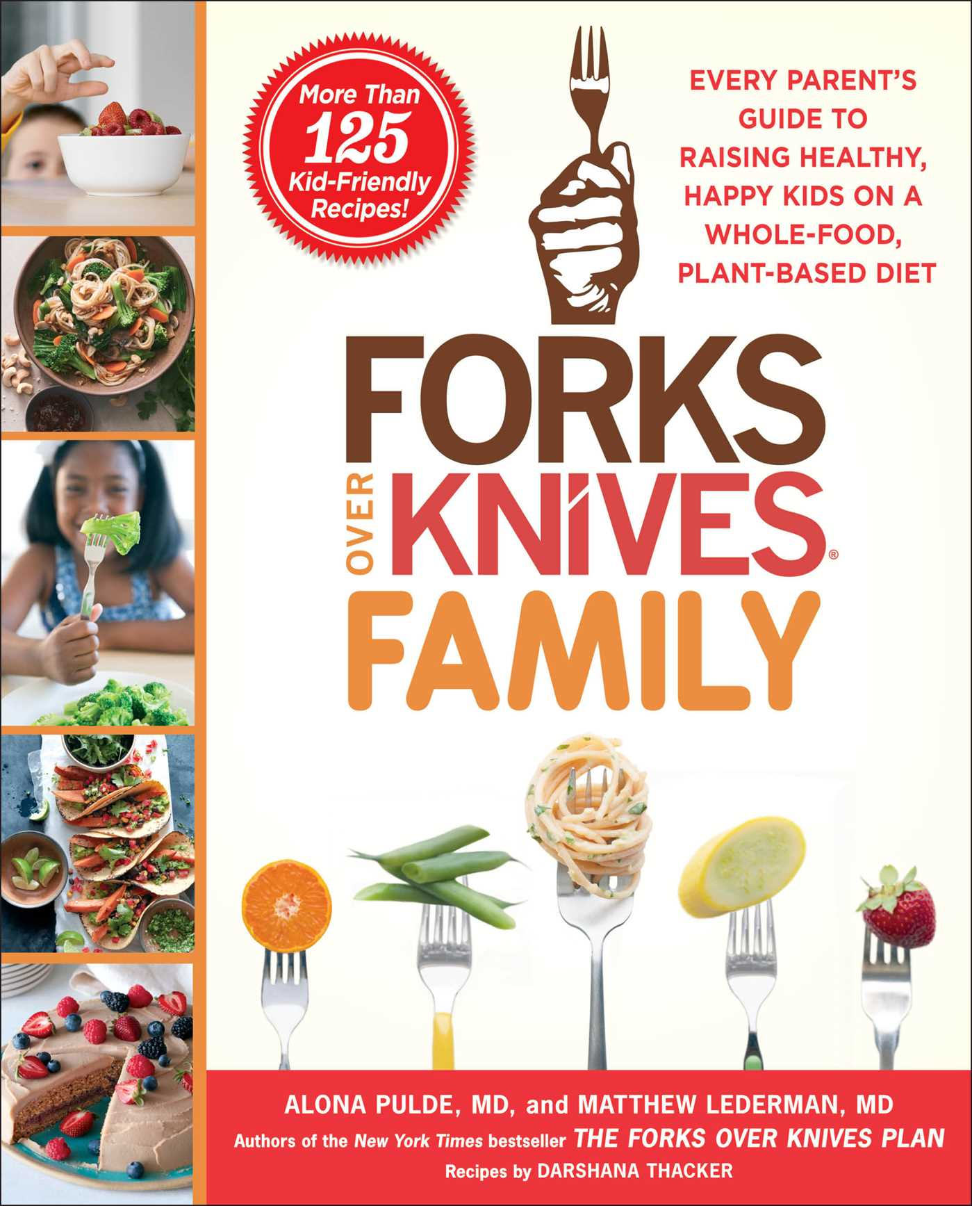 Forks over knives family 9781476753324 hr