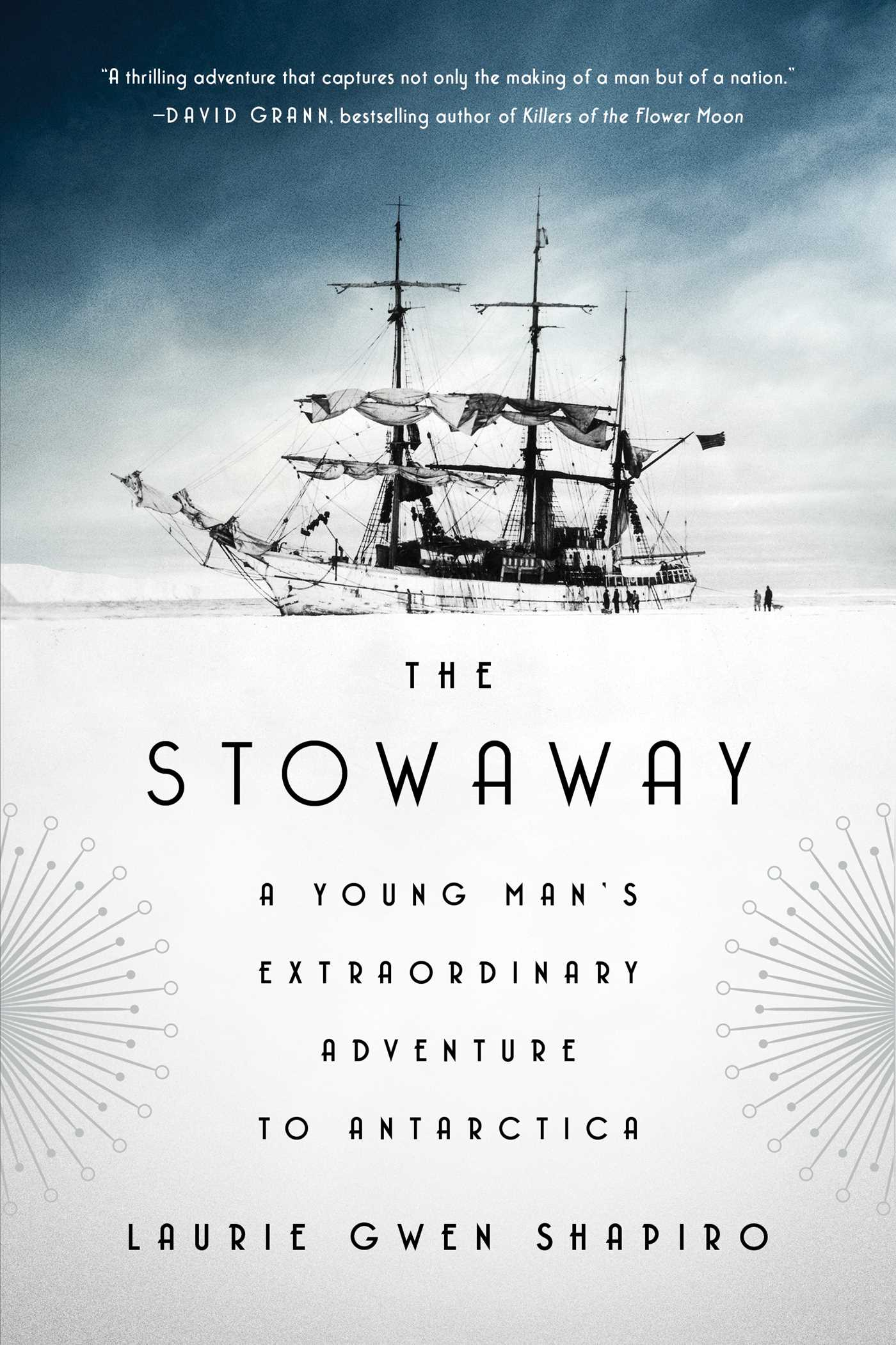 The stowaway 9781476753867 hr