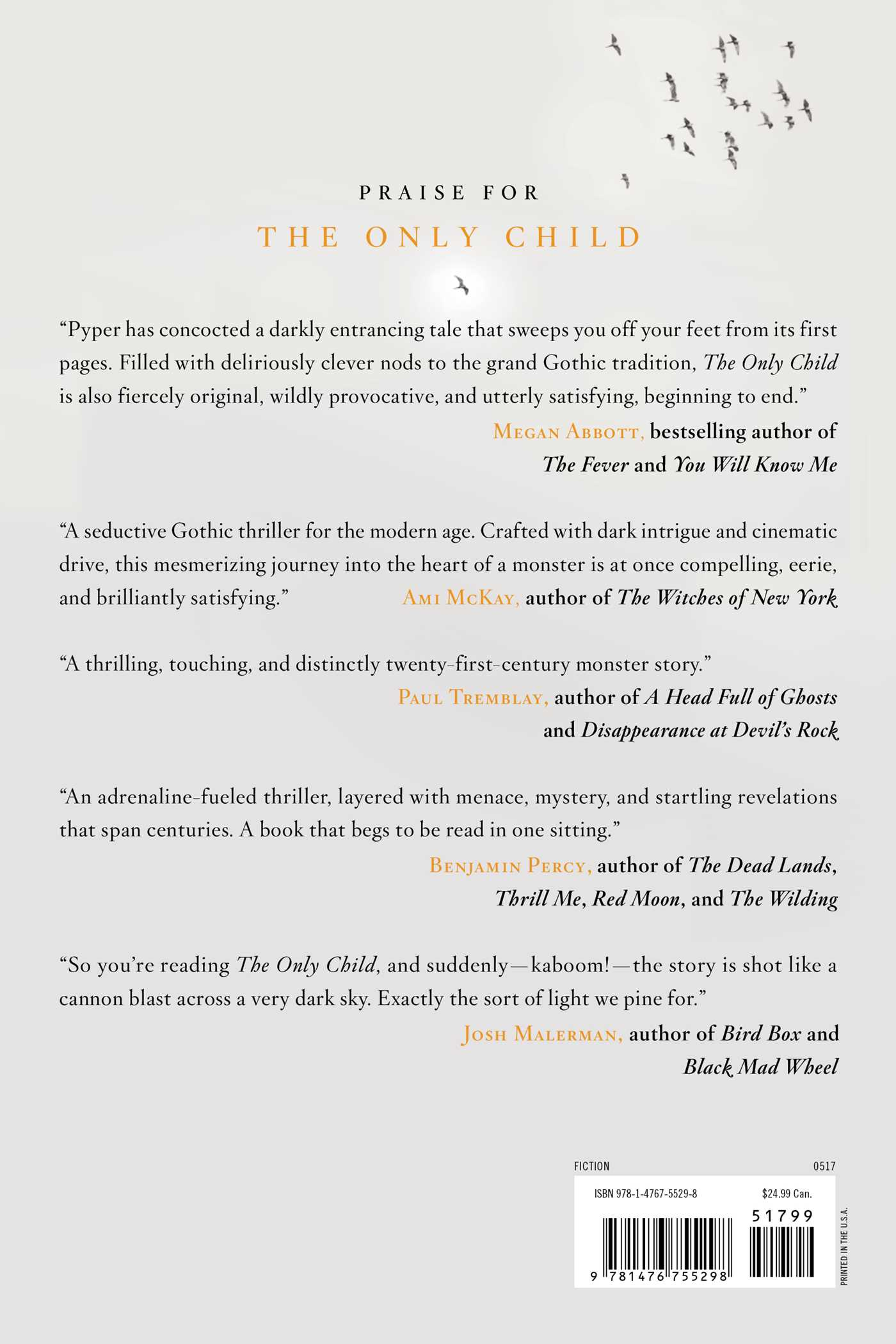 the only child book by andrew pyper official publisher page