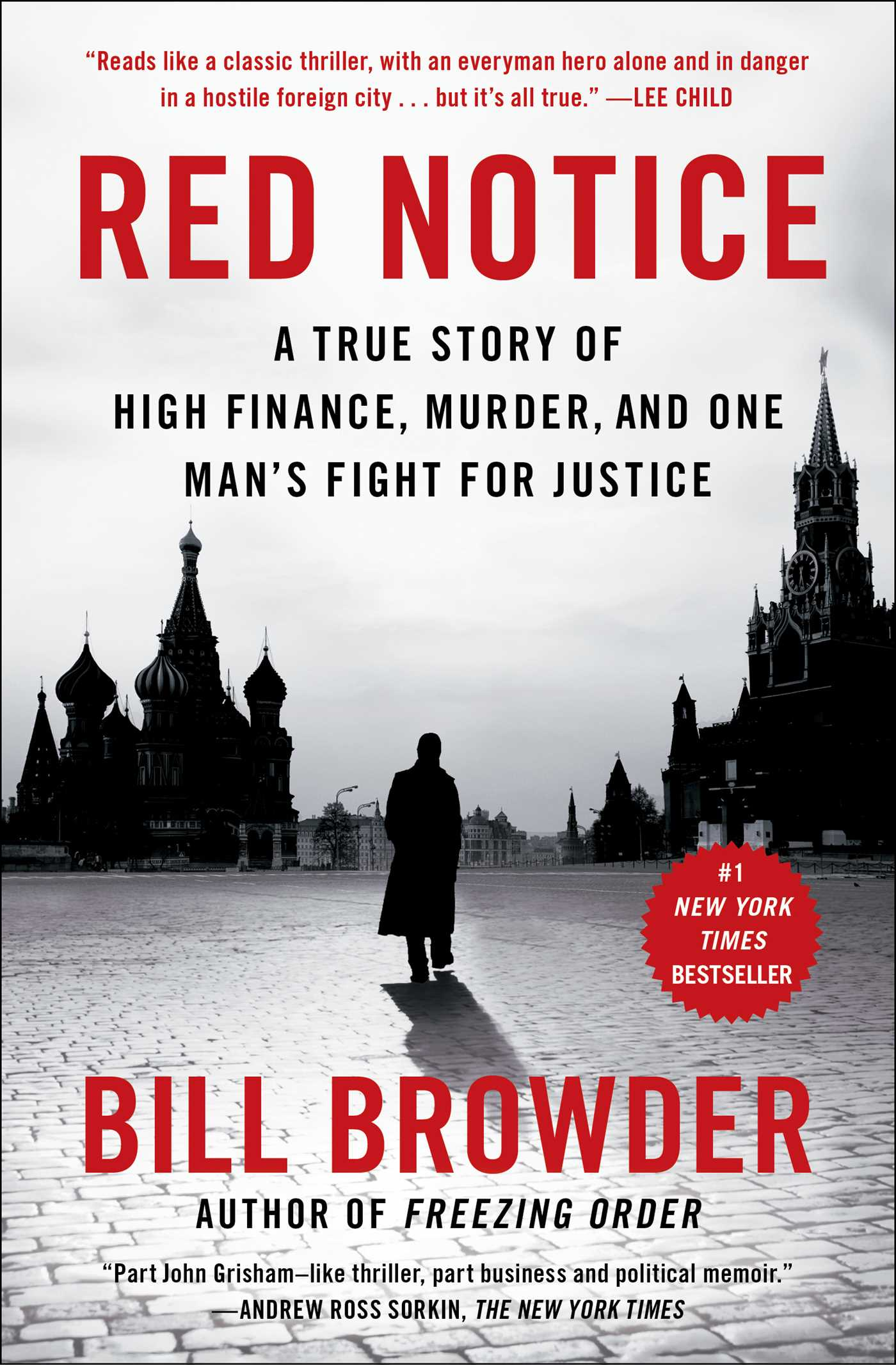 Red Notice  Book By Bill Browder  Official Publisher Page  Simon &  Schuster