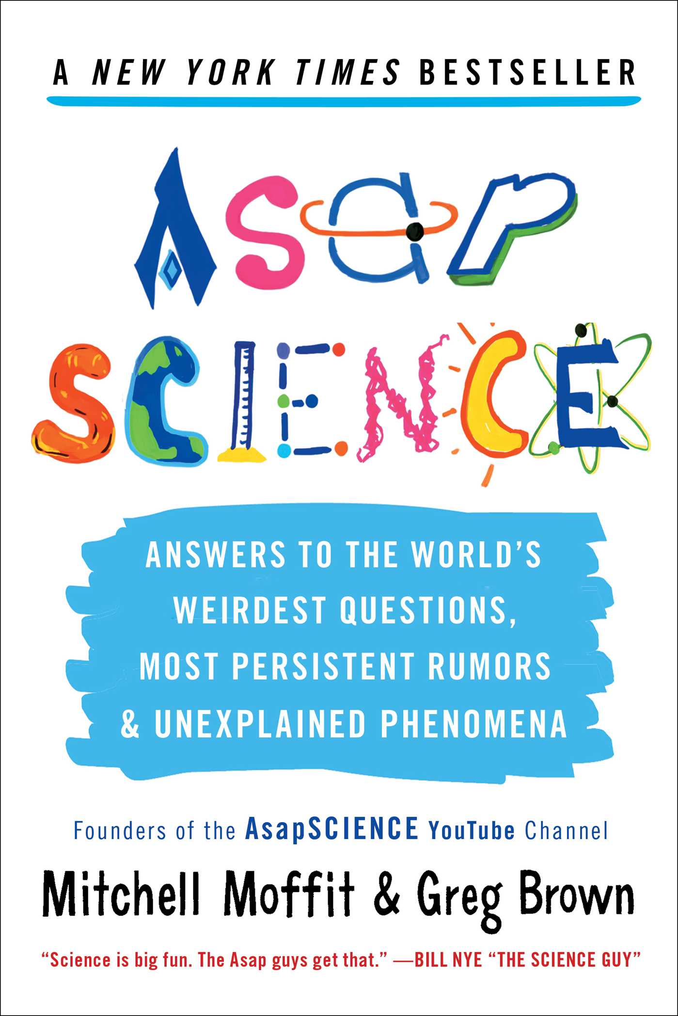 Image result for asap science book