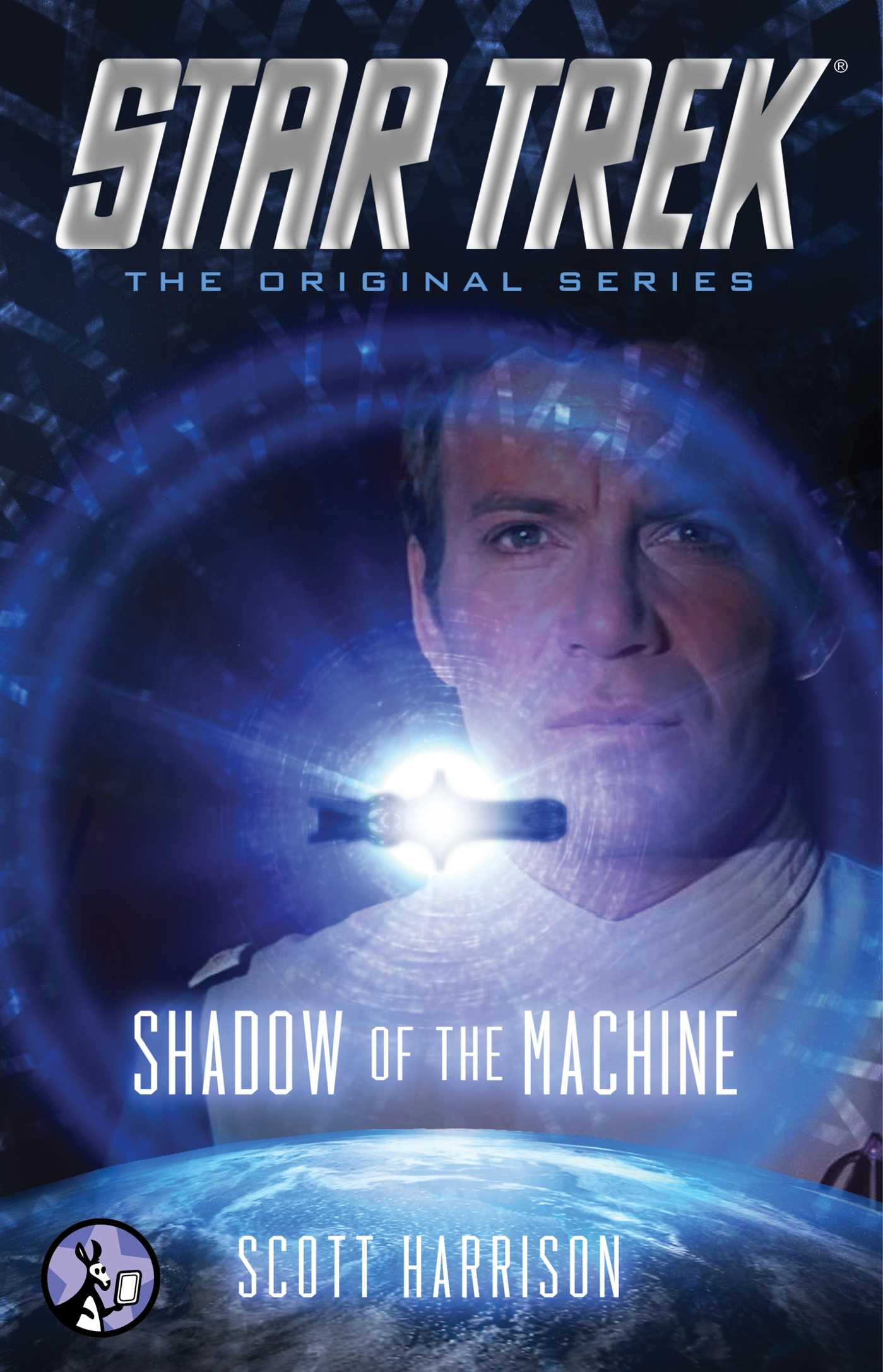 Star trek the original series shadow of the machine 9781476756356 hr