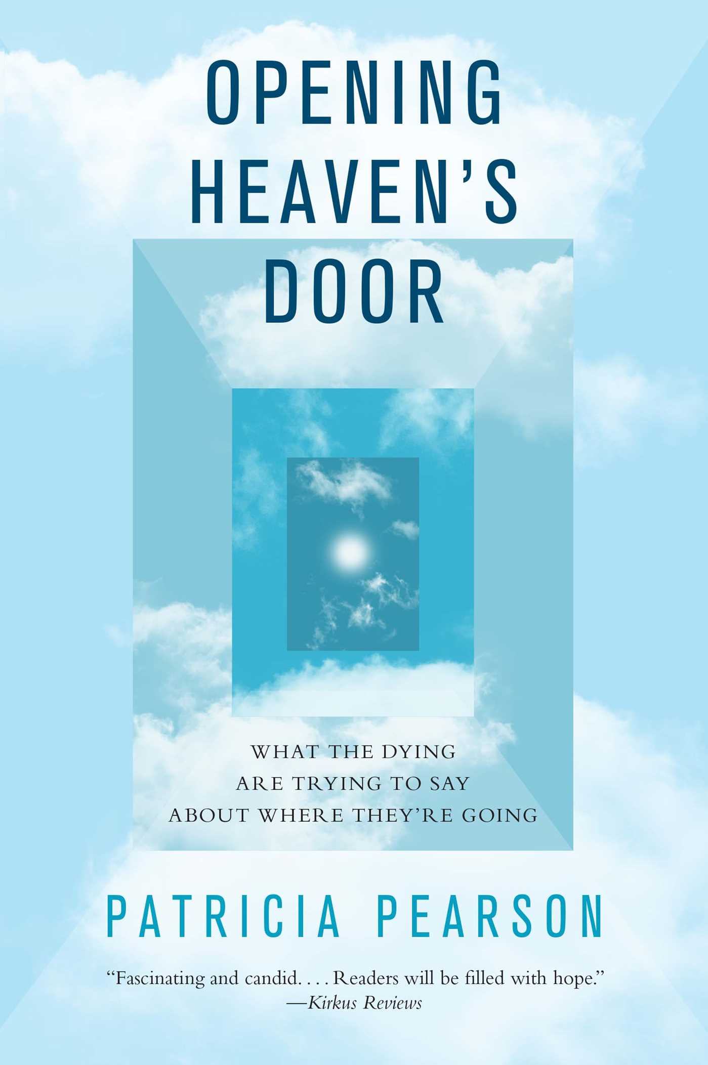 Opening heavens door 9781476757070 hr