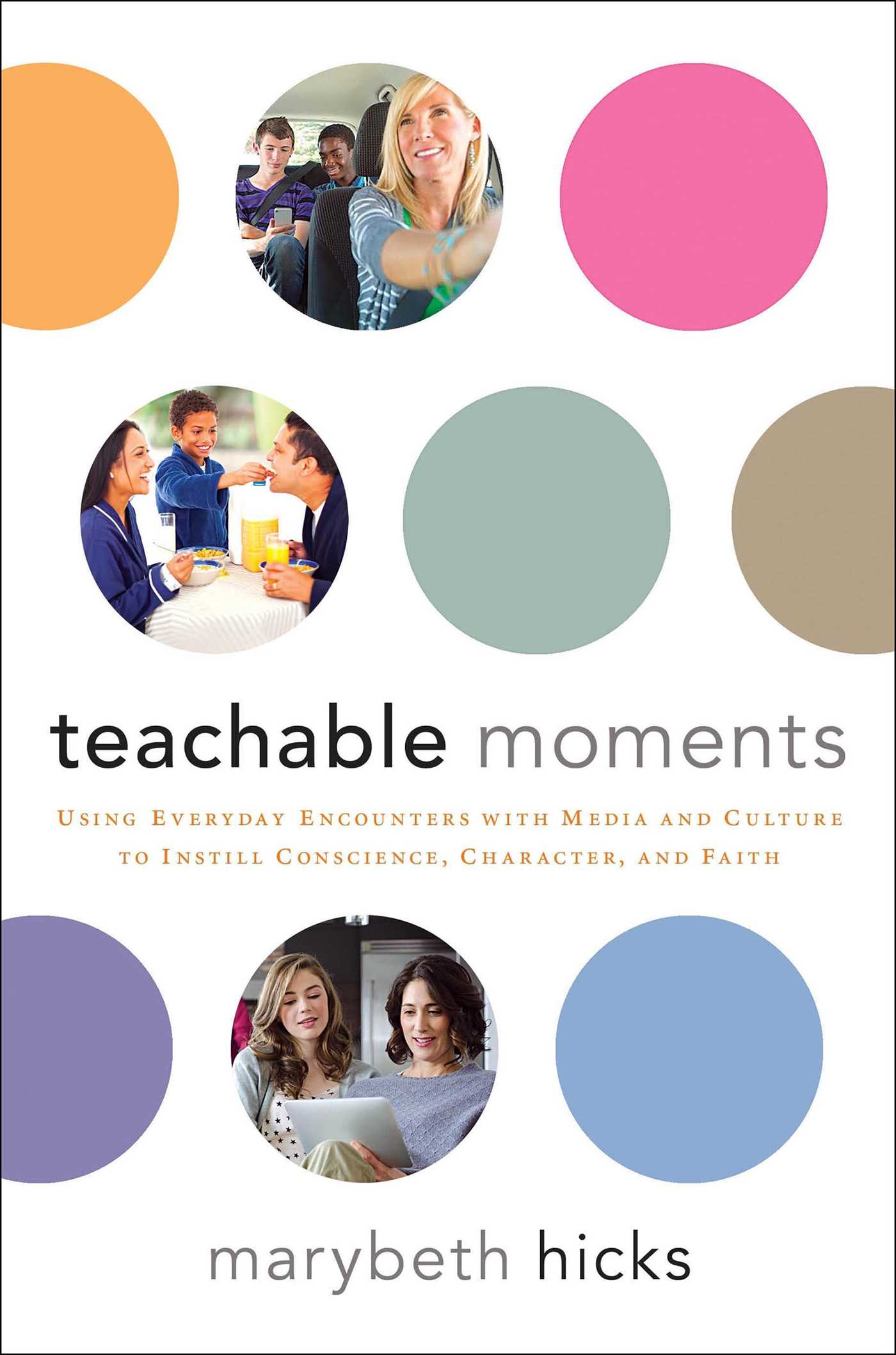 Teachable moments 9781476757506 hr