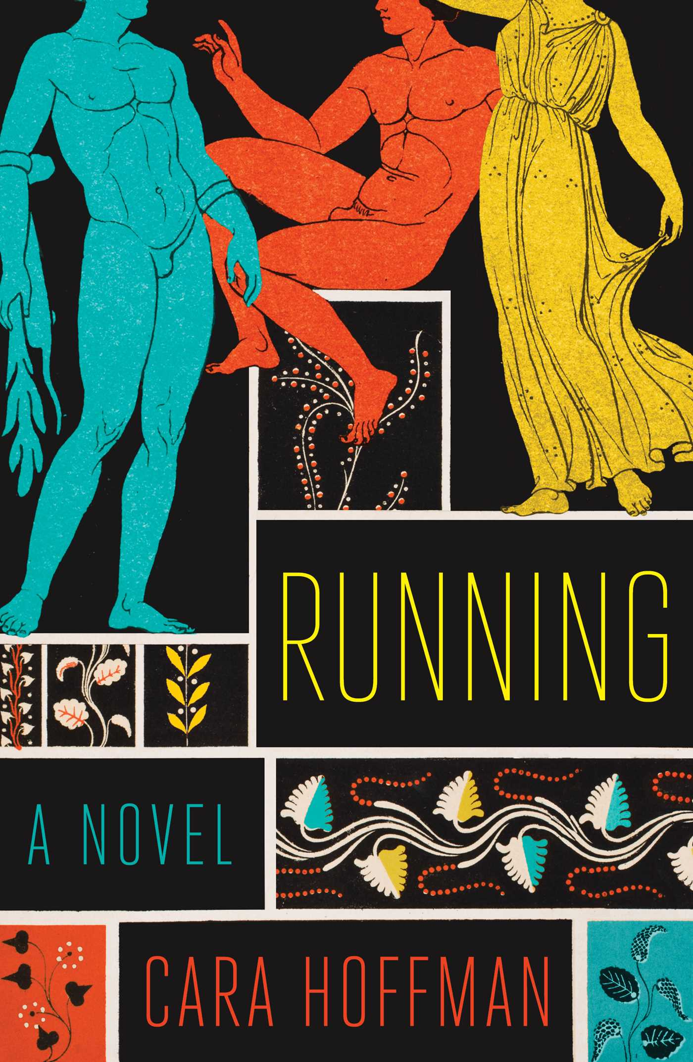 Running Book By Cara Hoffman Official Publisher Page border=
