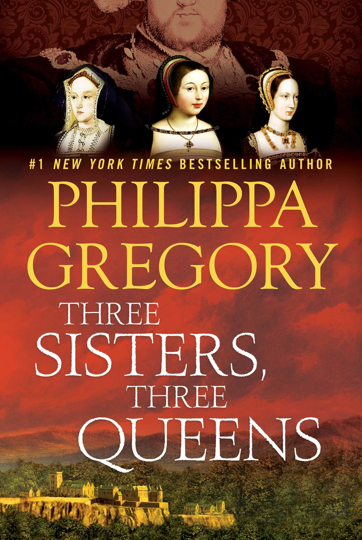 Three sisters three queens 9781476758572 hr