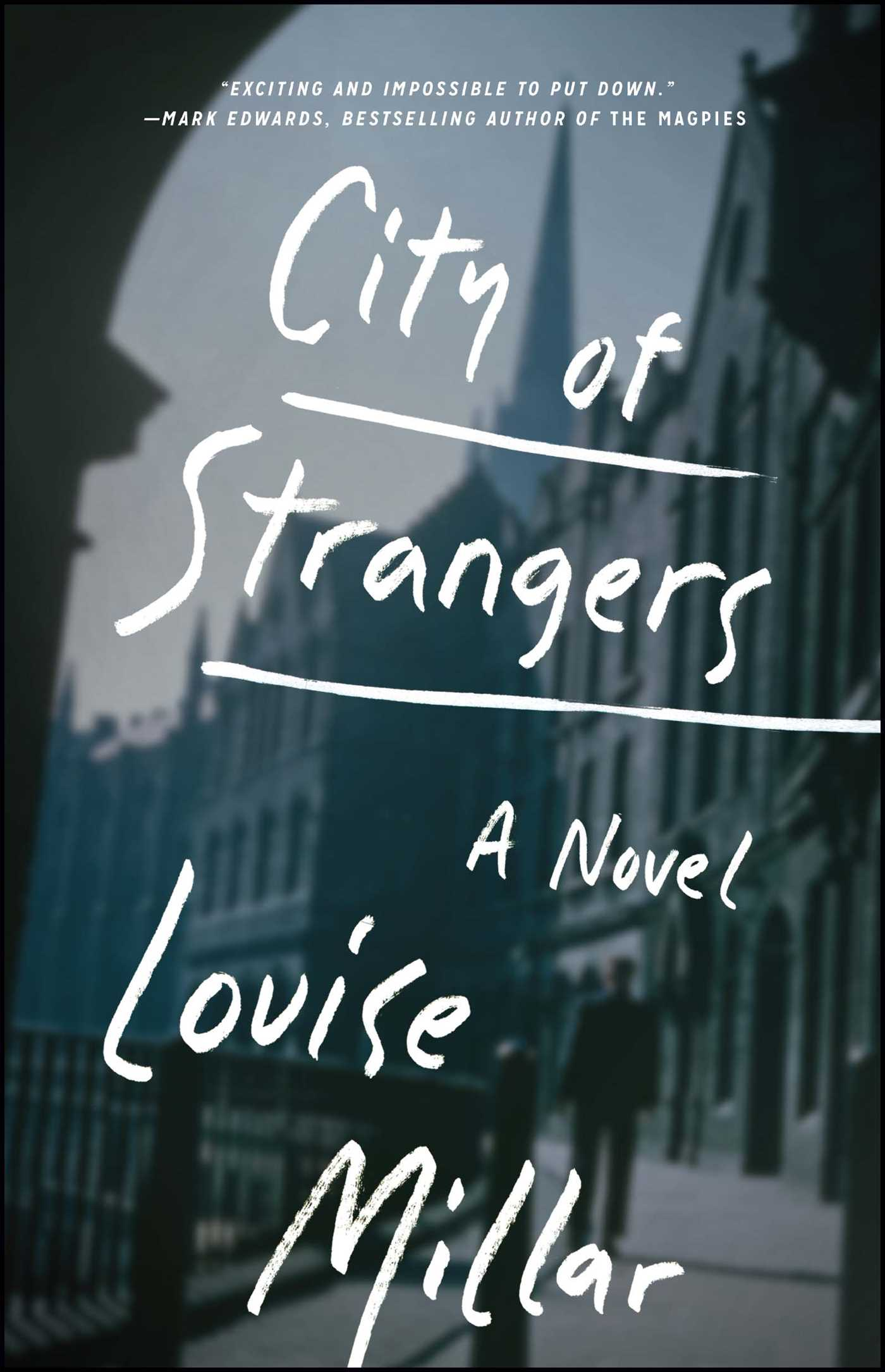 City of strangers ebook by louise millar official publisher page city of strangers 9781476760155 hr fandeluxe Epub