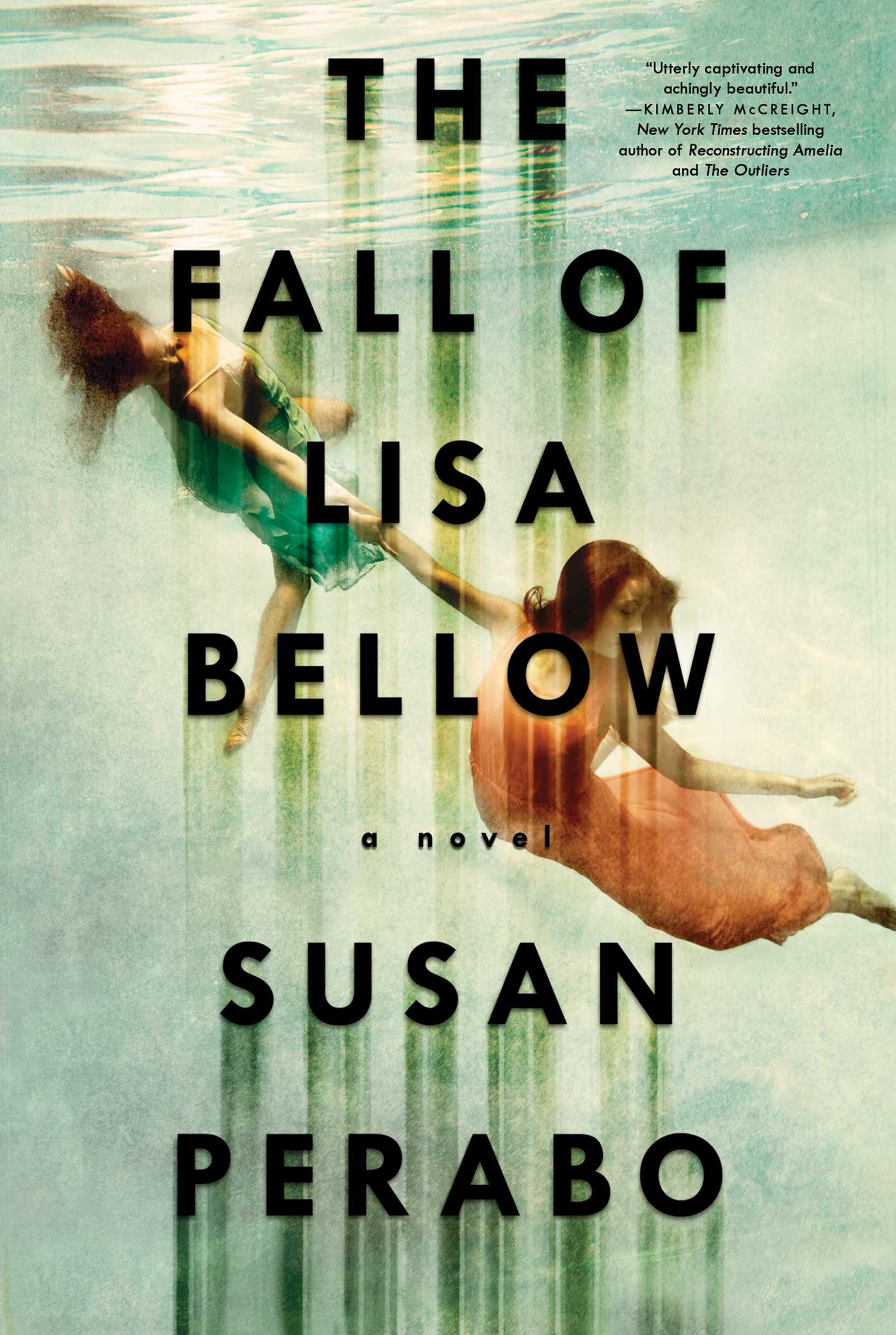 The fall of lisa bellow 9781476761466 hr