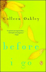 Before I Go book cover