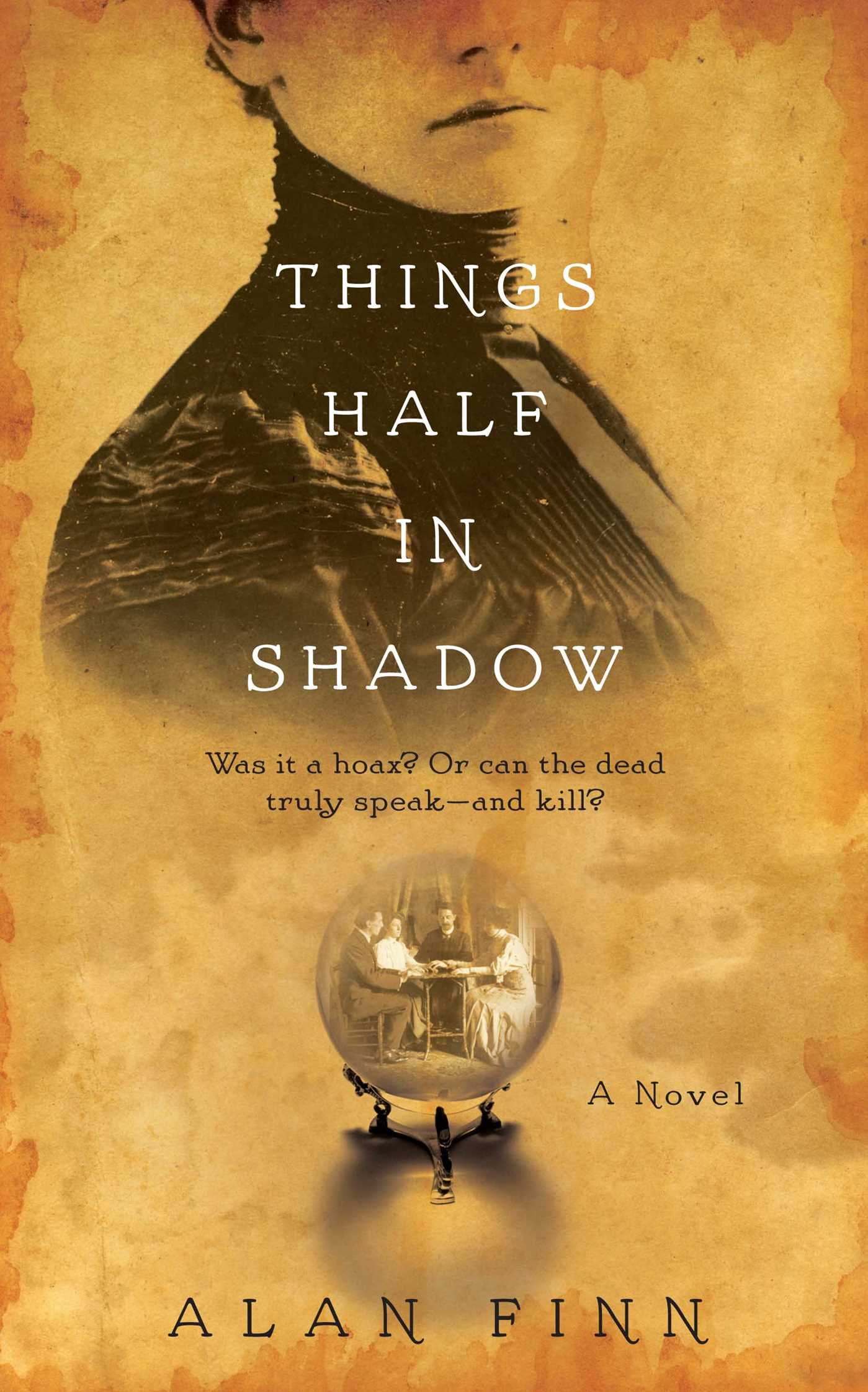 Things half in shadow 9781476761725 hr