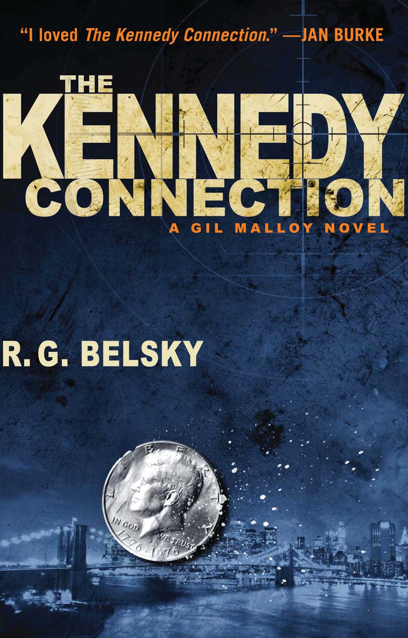 The kennedy connection 9781476762326 hr