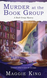 Murder at the Book Group book cover