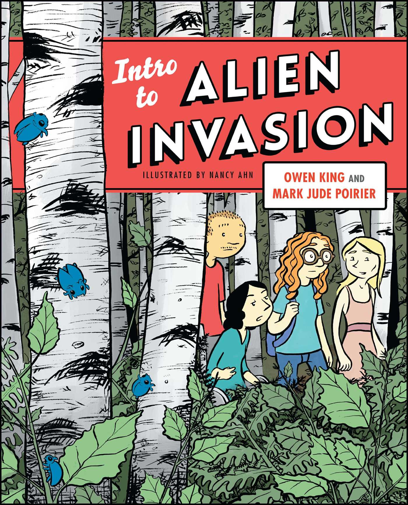 Intro to alien invasion 9781476763408 hr