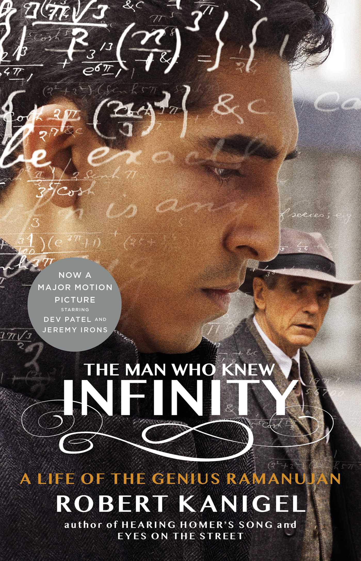 The man who knew infinity 9781476763491 hr