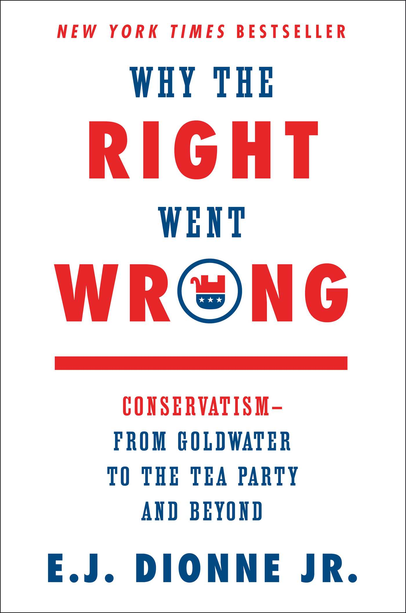 Why the right went wrong 9781476763798 hr
