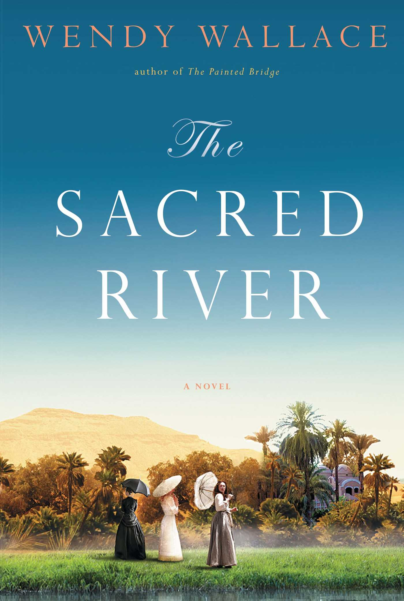 The sacred river 9781476764726 hr