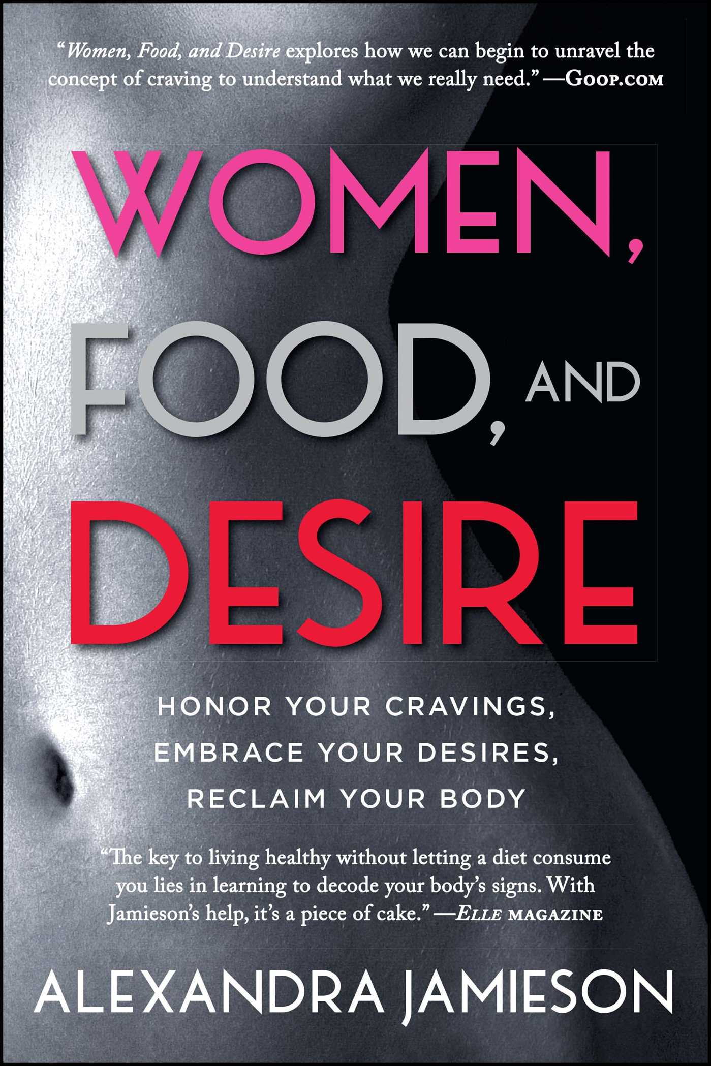 Women Food And Desire 9781476765068 Hr