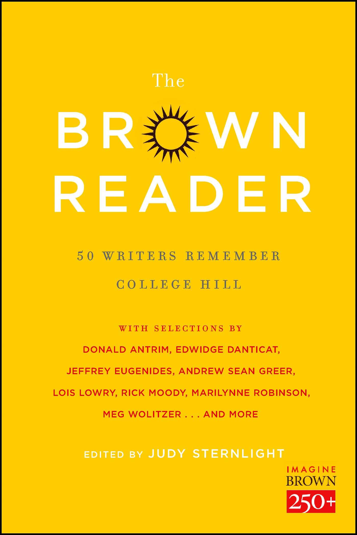 The brown reader 9781476765198 hr