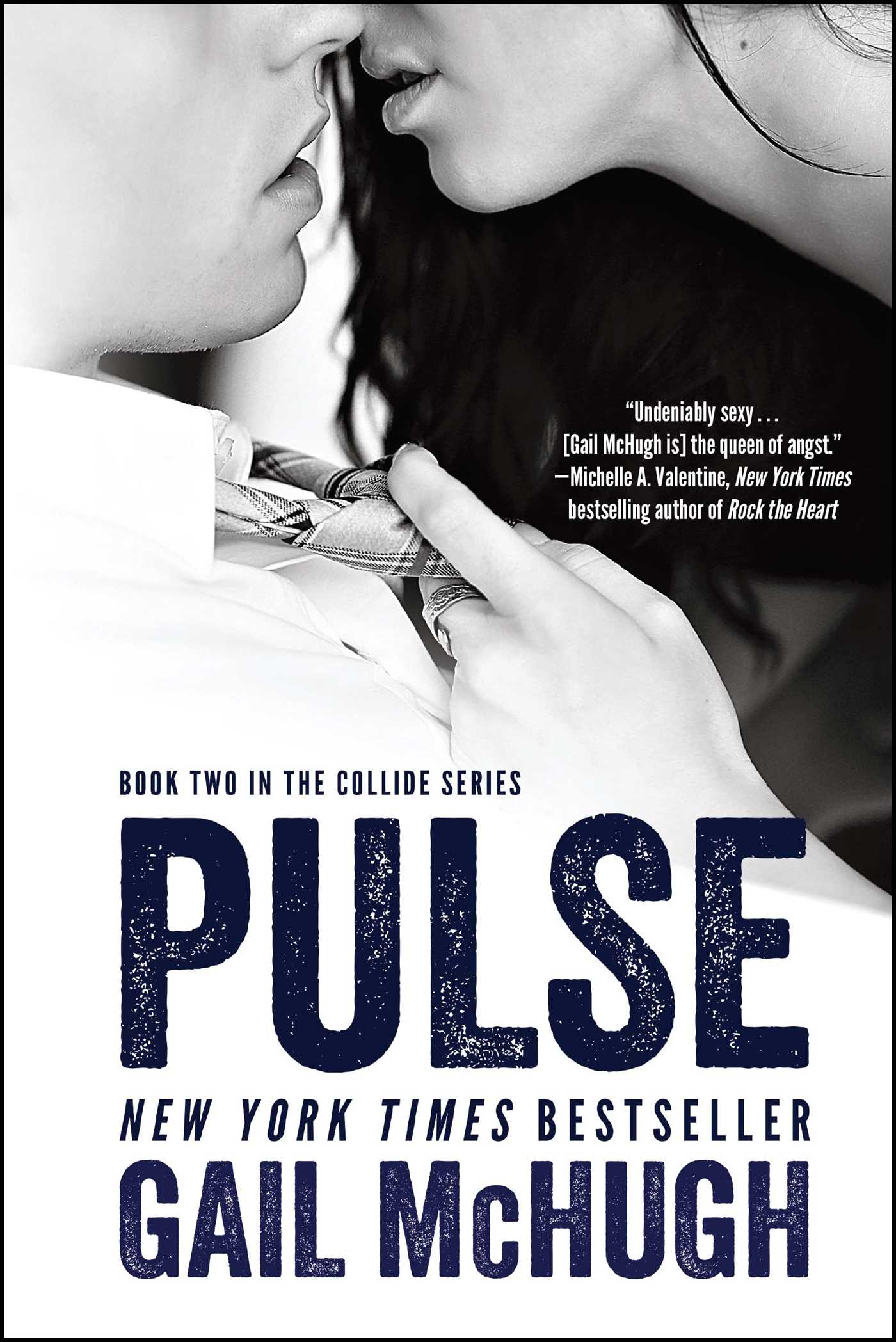 Book Cover Image (jpg): Pulse