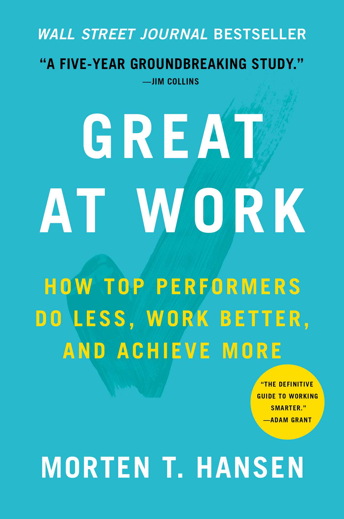 Great at work book by morten hansen official publisher page great at work book by morten hansen official publisher page simon schuster fandeluxe Image collections