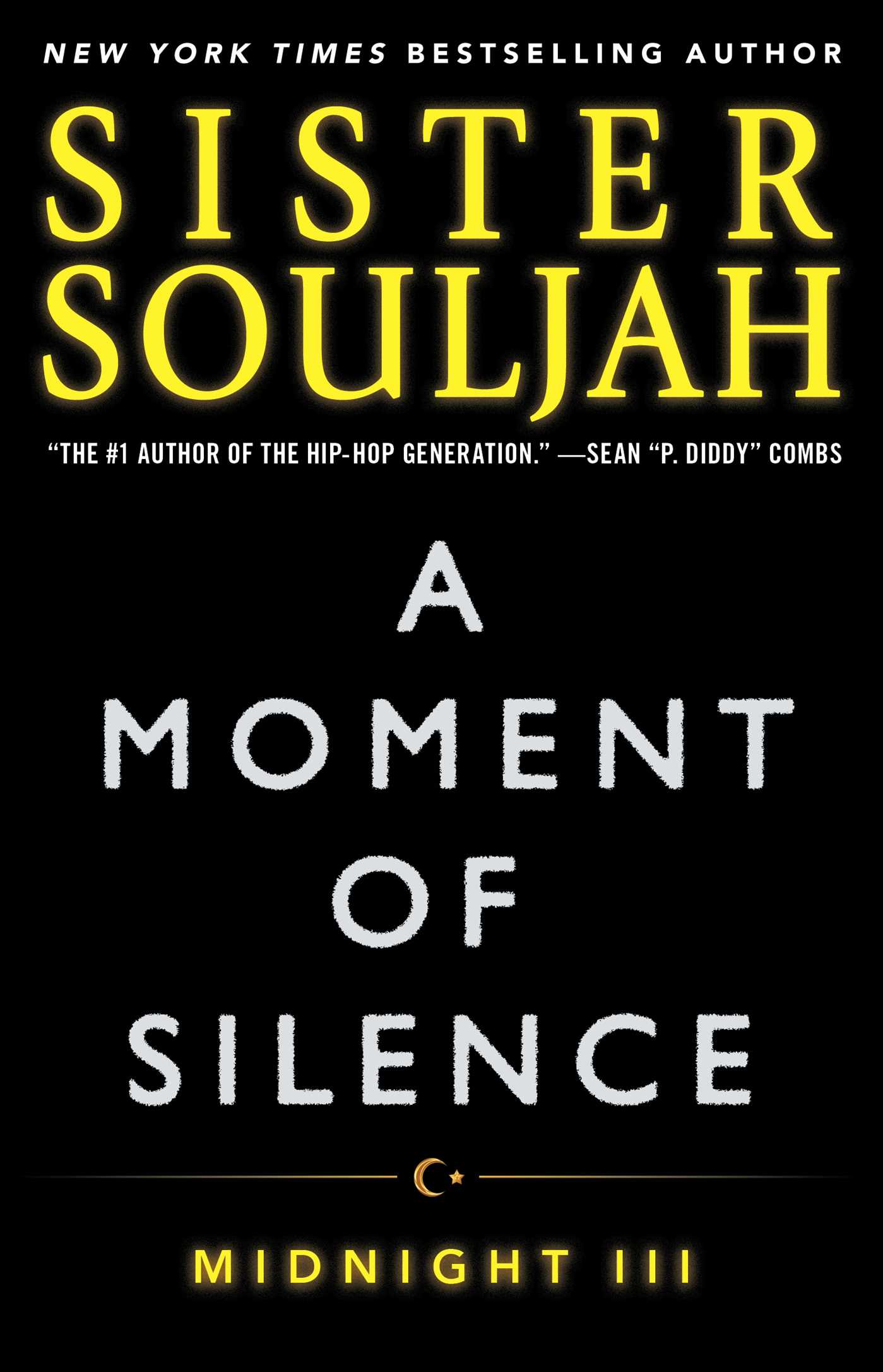 A Moment of Silence | Book by Sister Souljah